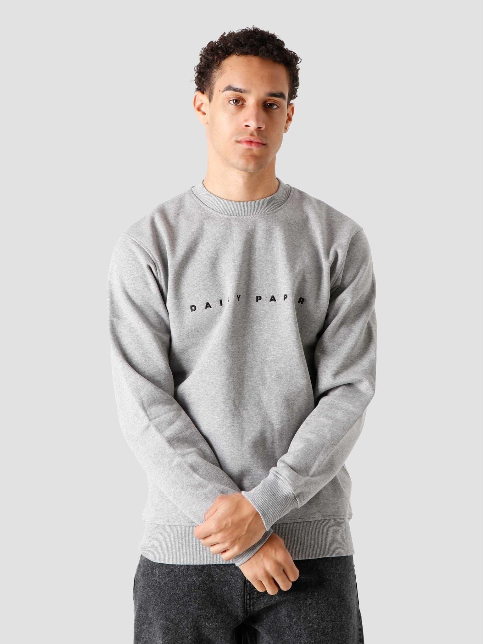 Grey Alias Sweater Grey 19E1SW03-03