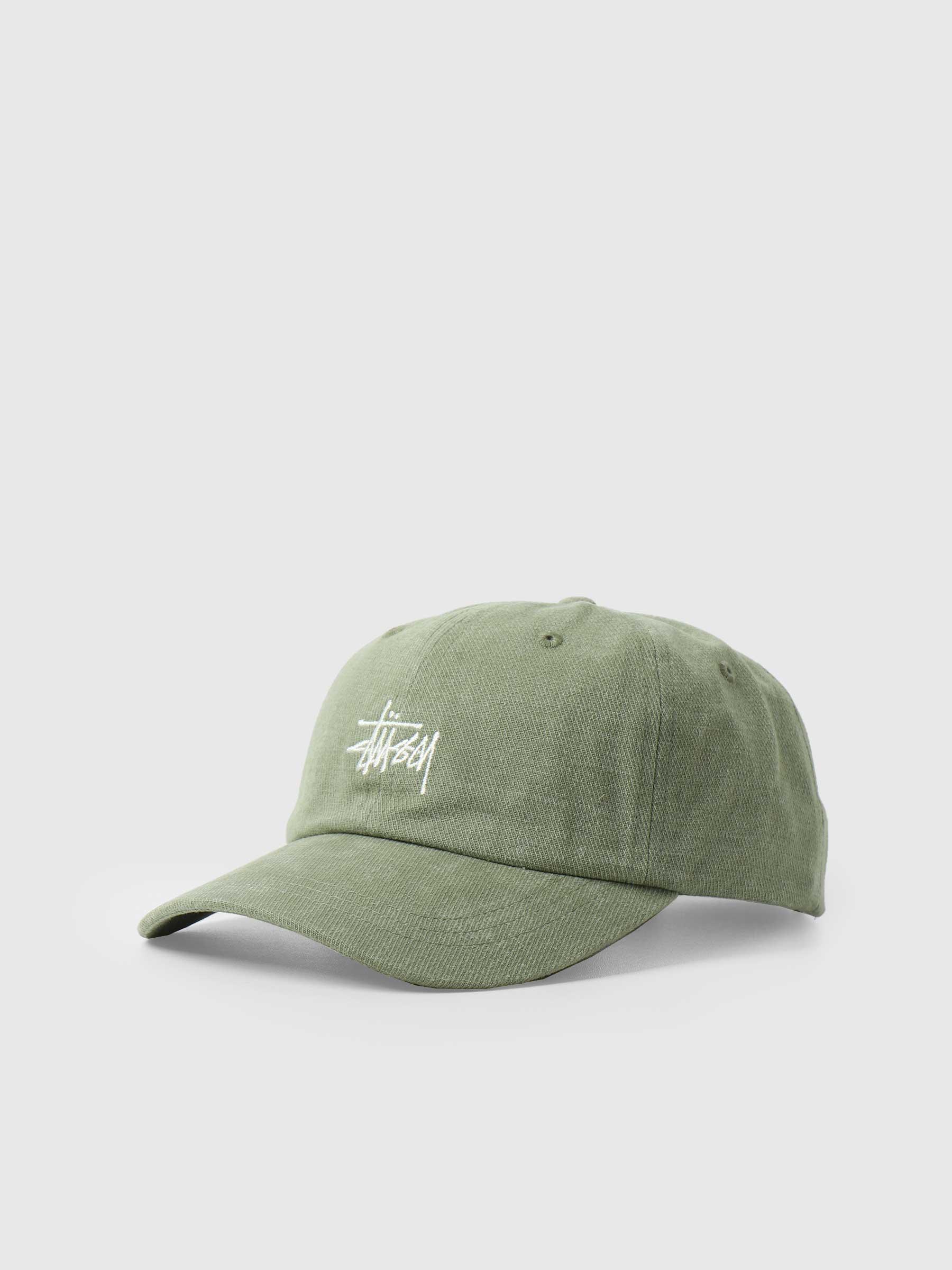 Stock Low Pro Cap Light Olive 1311012