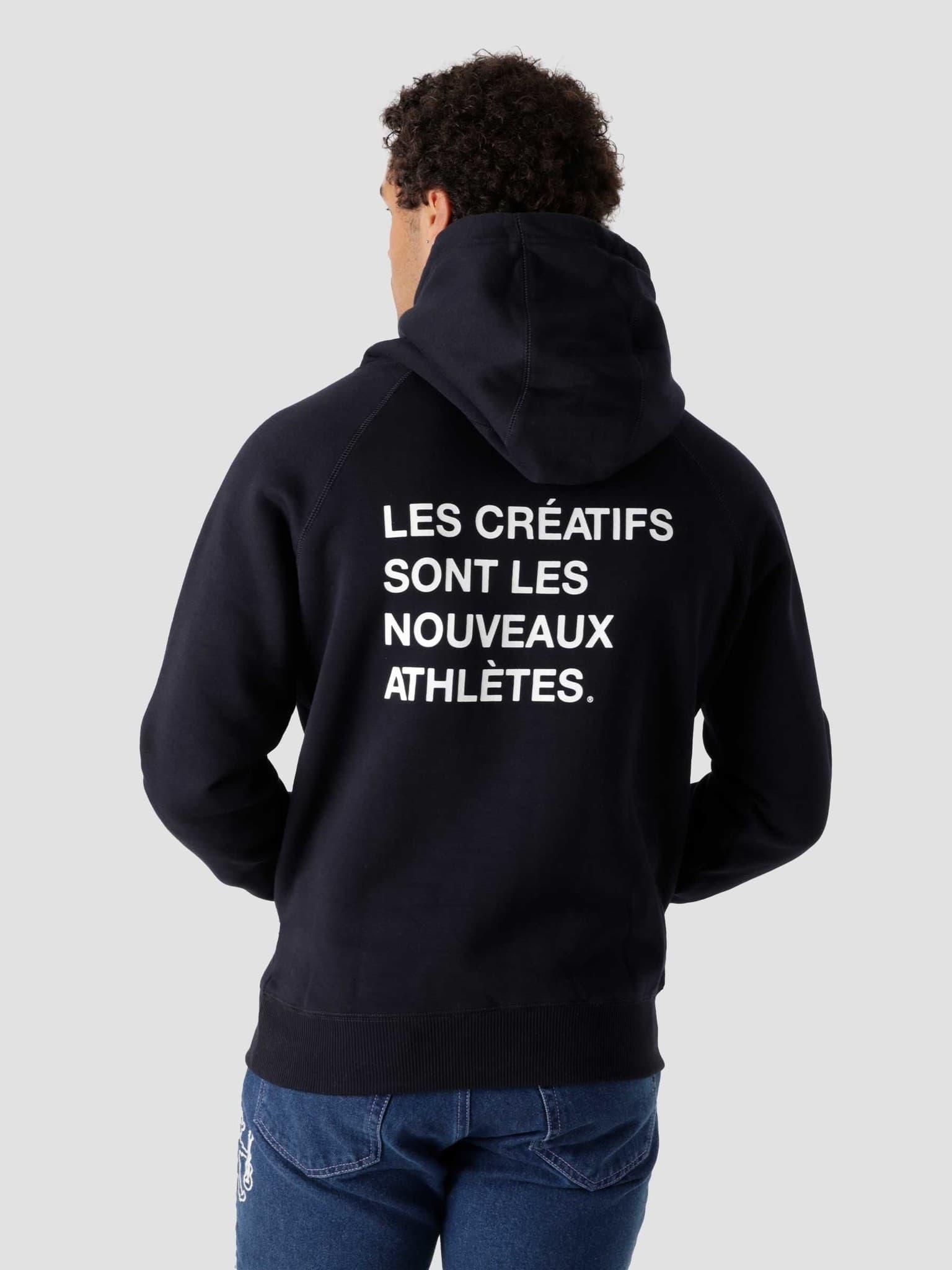 CATNA French Hoodie Navy