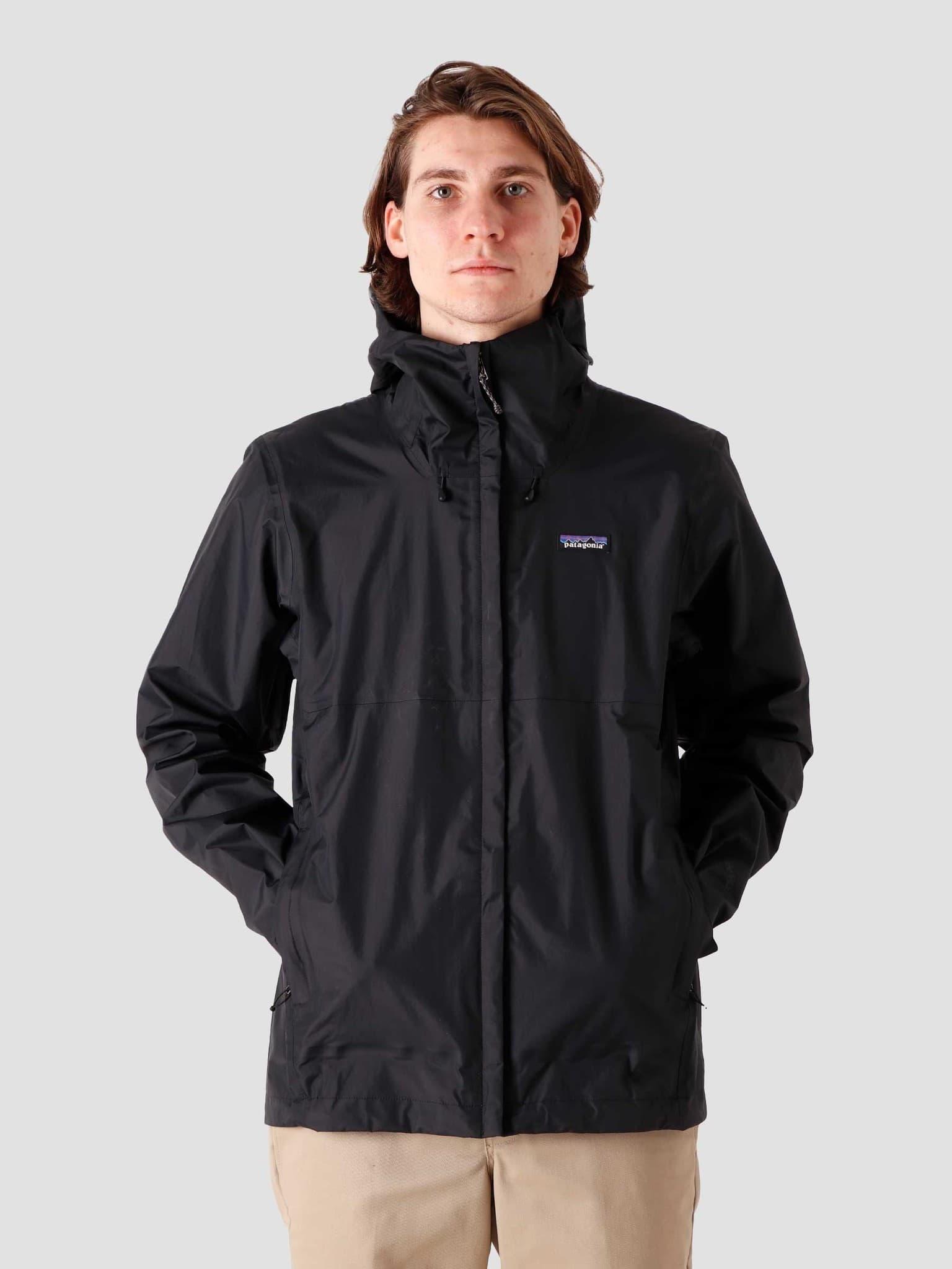 M's Torrentshell 3L Jacket Black 85240