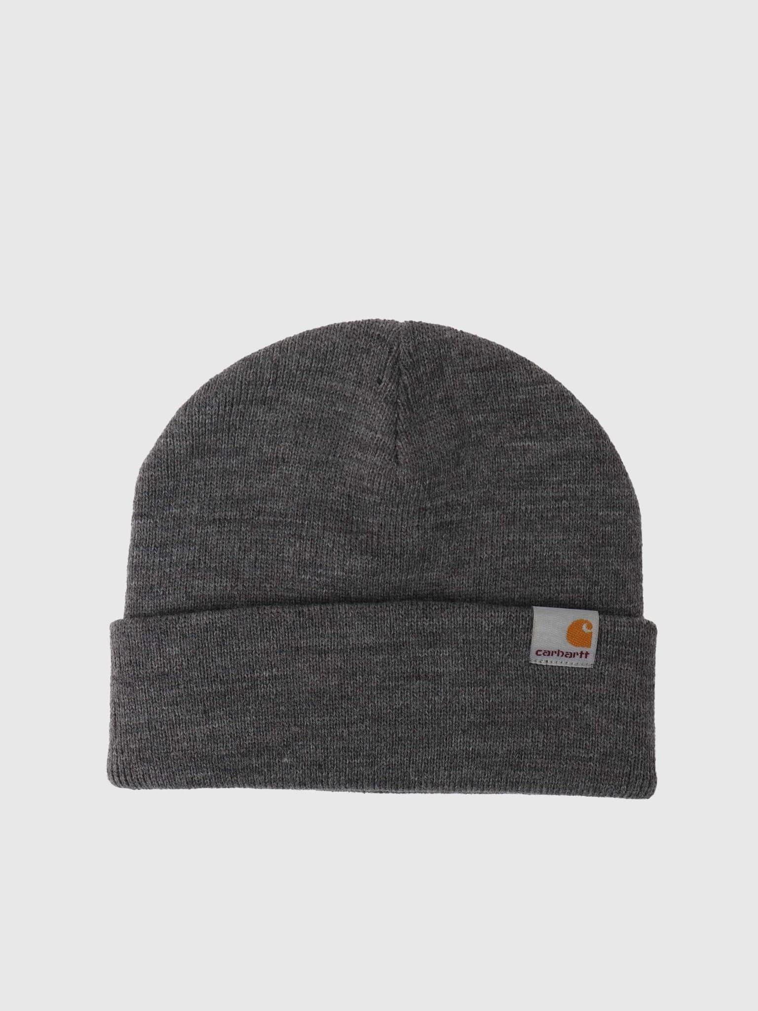 Stratus Hat Low Dark Grey Heather I025741