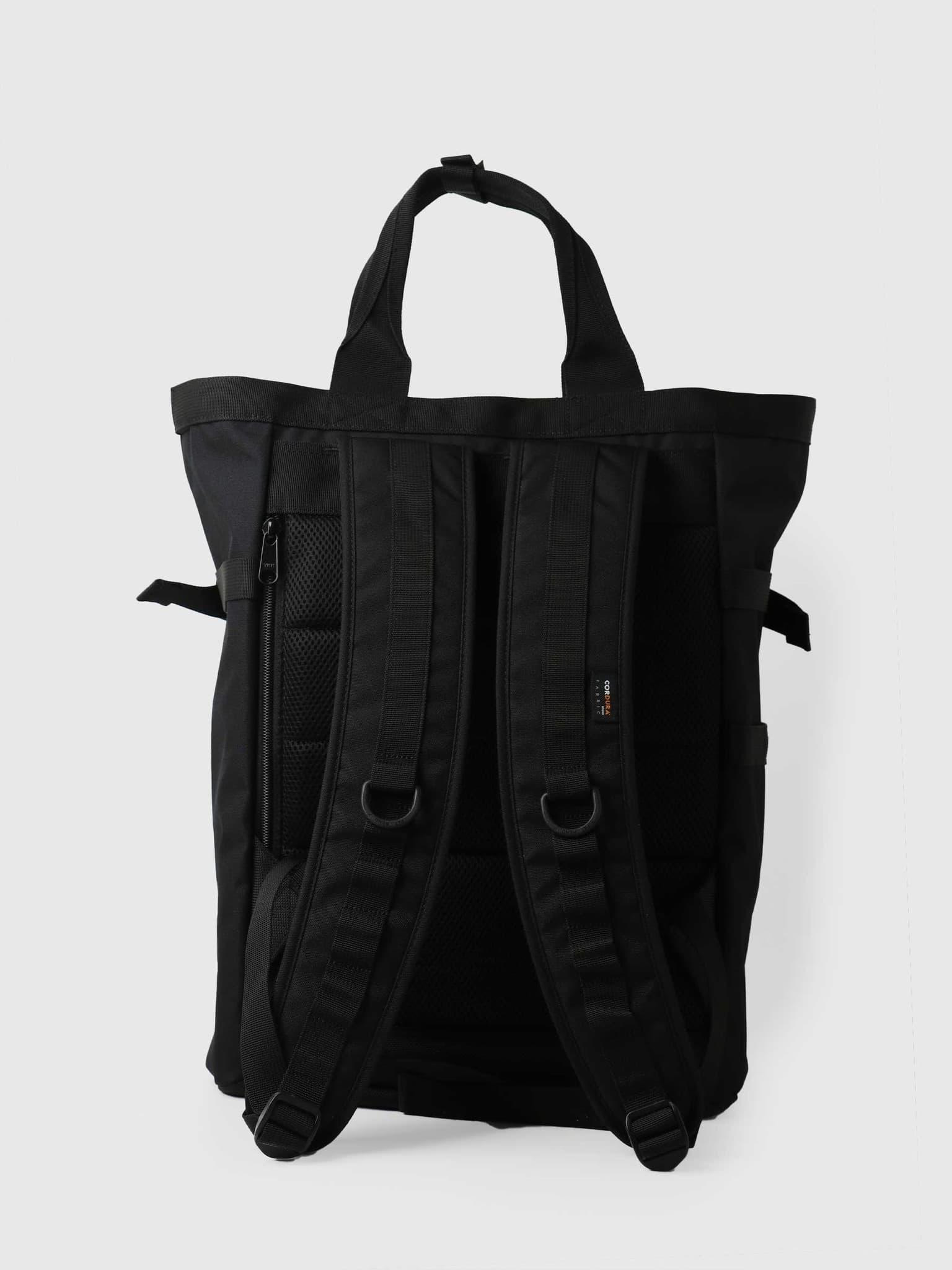 Payton Carrier Backpack Black White I026874