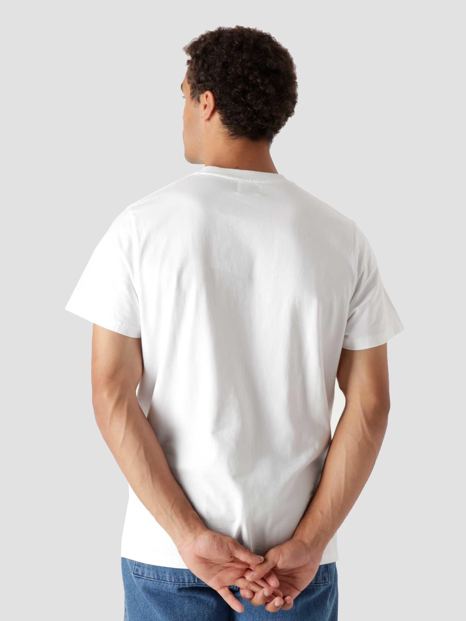 Tissot Logo T-Shirt White AW21-062T