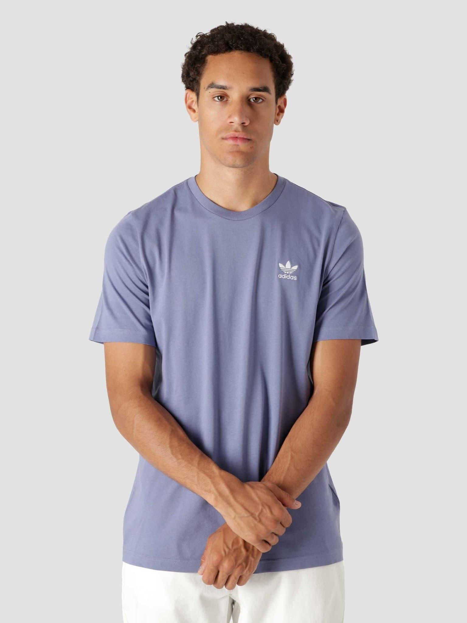 Essential T-Shirt Orbit Violet H34632