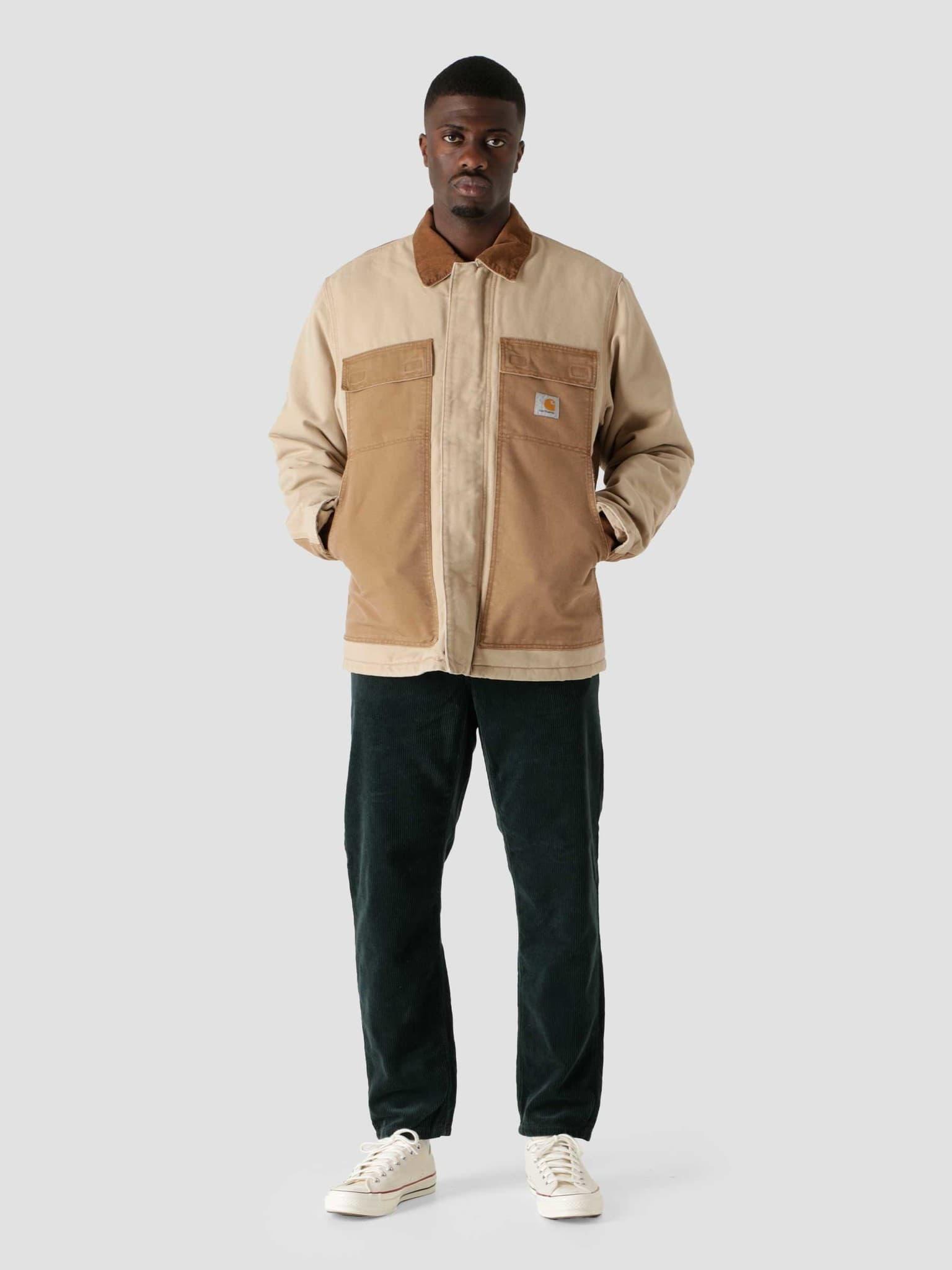 OG Arctic Coat Dusty H Brown Hamilton Brown I029769