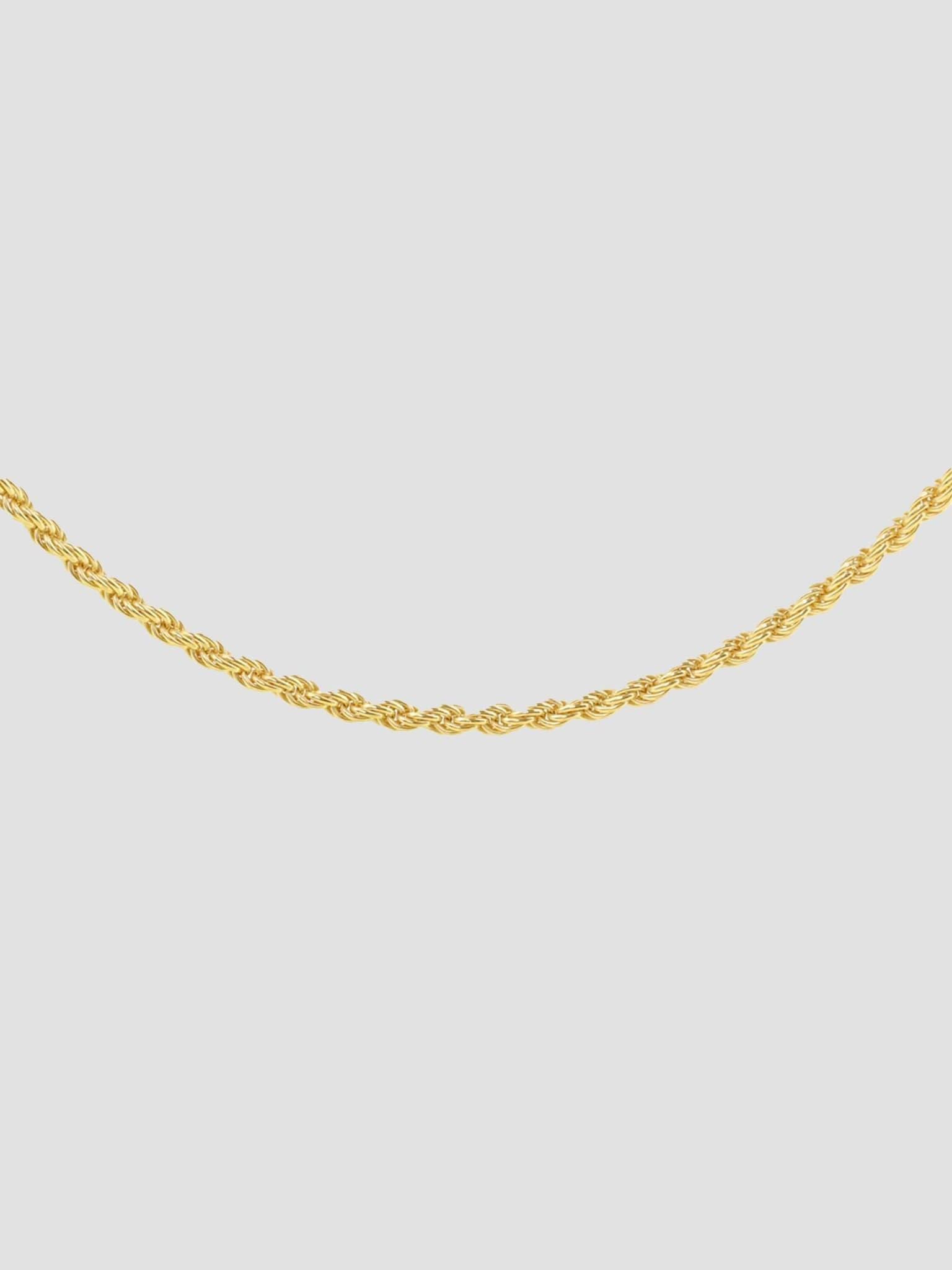 Paulie Necklace Gold