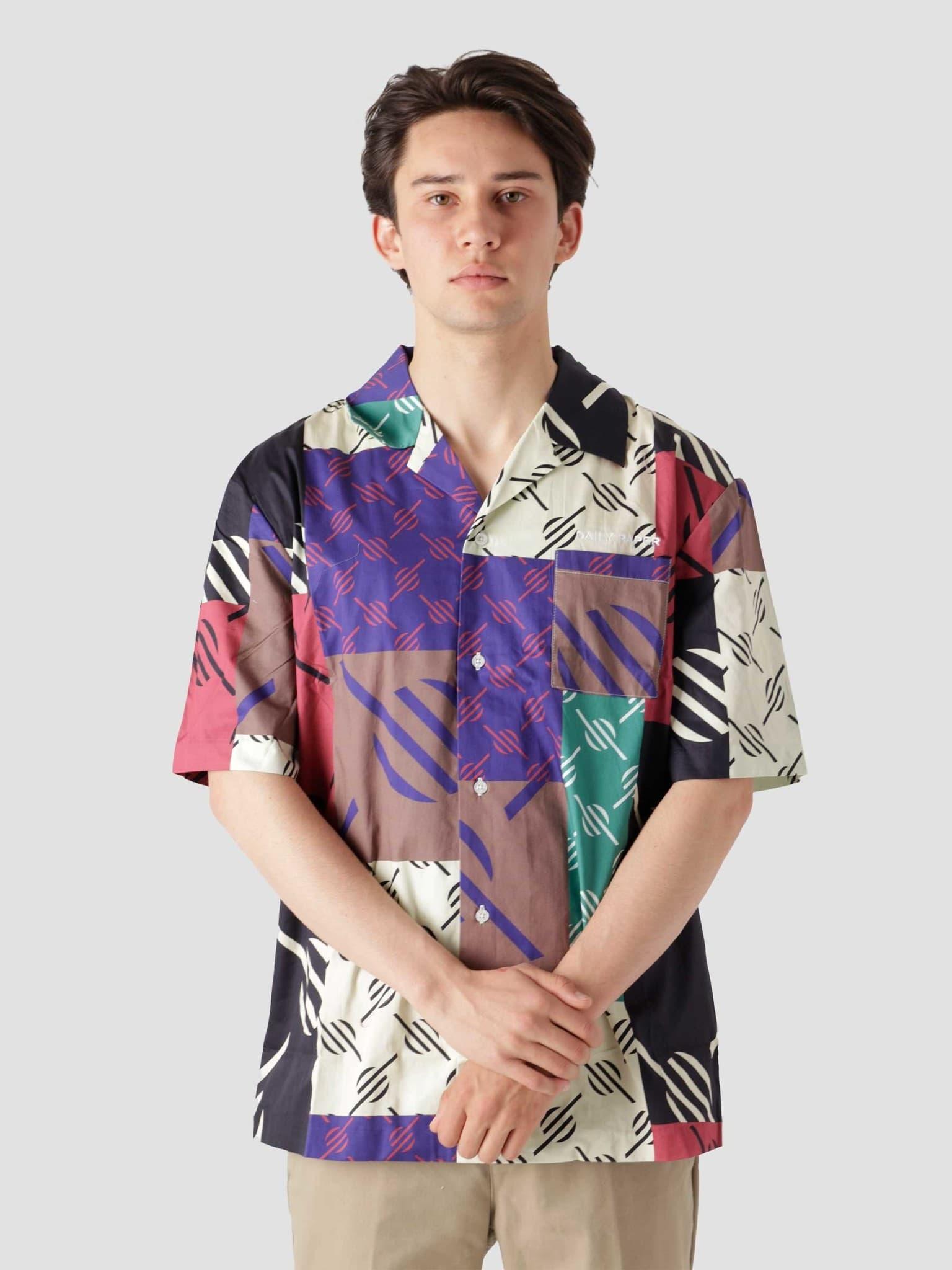 Repatch Shirt Multi Colored 2113008