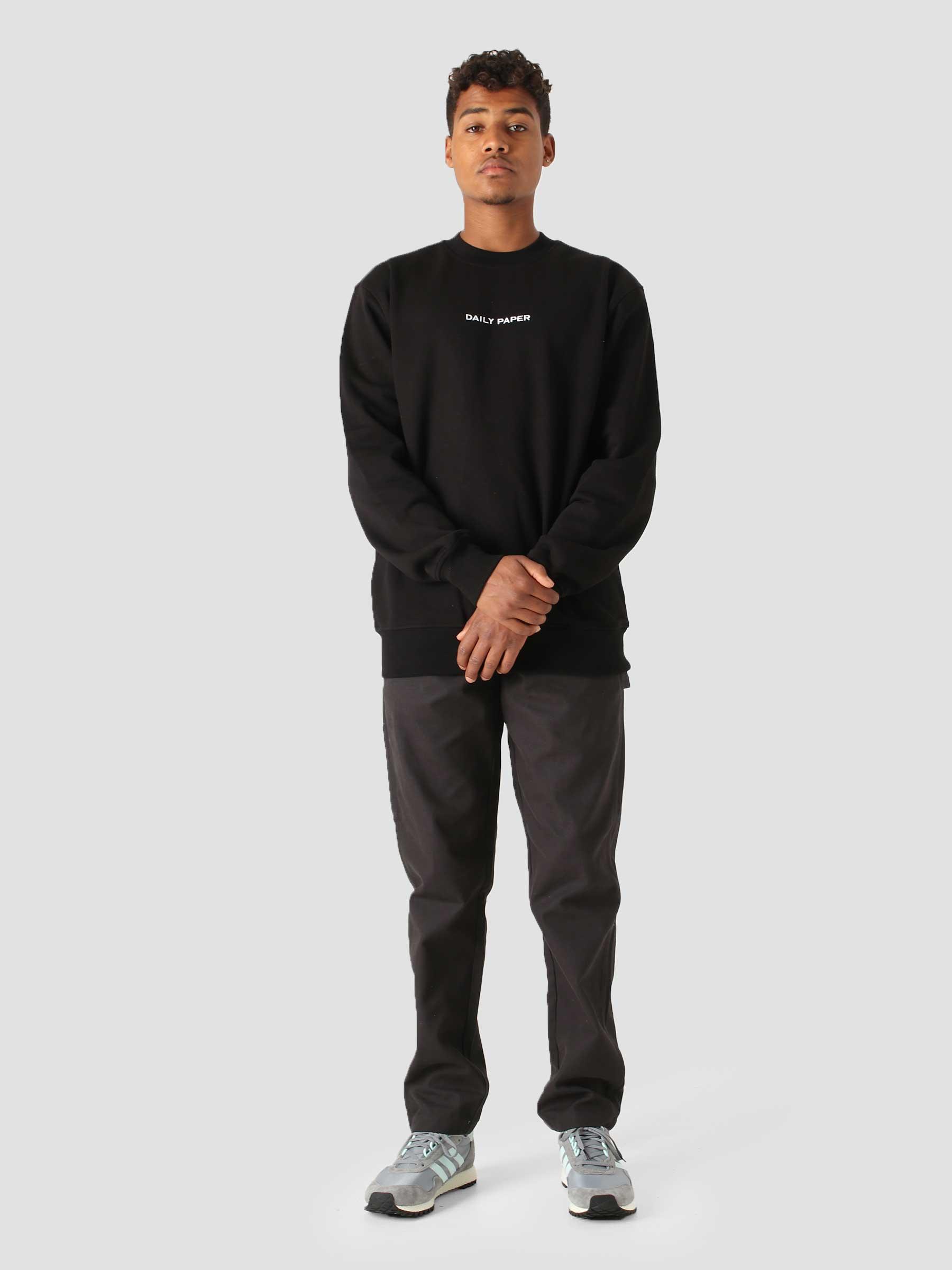 Lutalo Sweater Black 2121010
