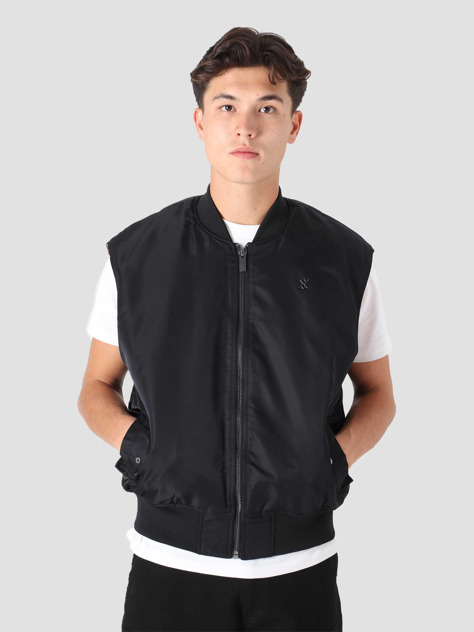 Levon Vest Black 2121104