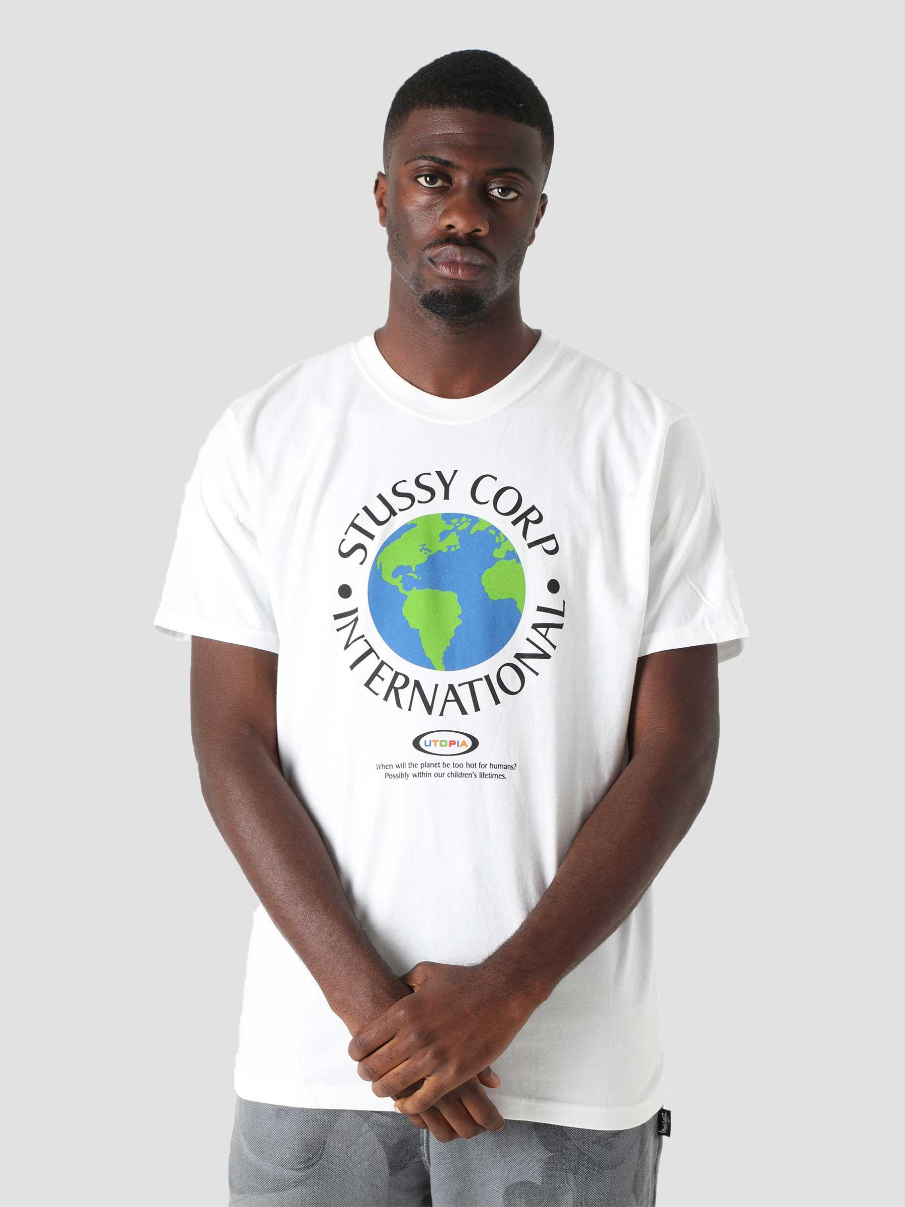 Utopia T-Shirt White 1904717