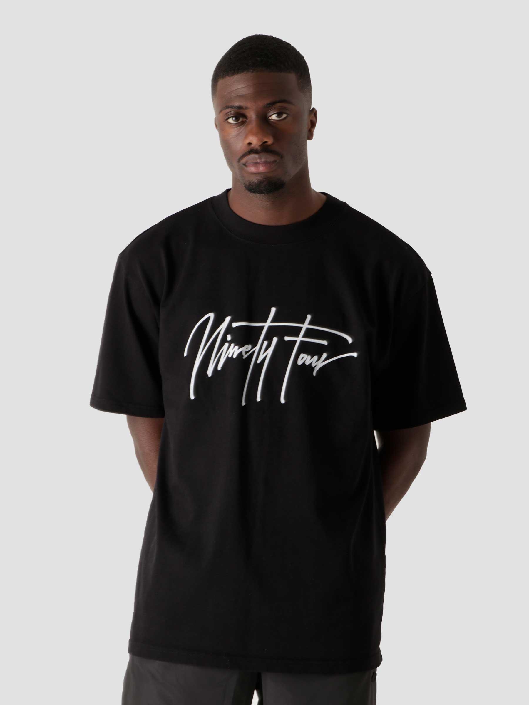 NTF Signature T-Shirt Black