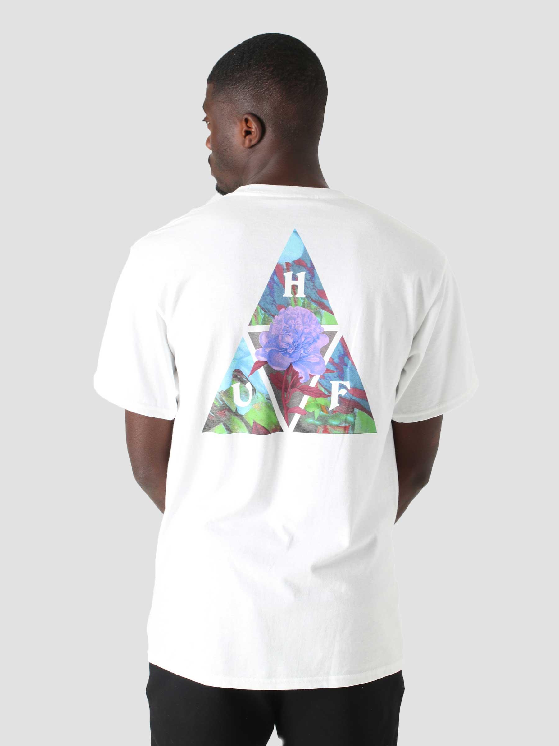 New Dawn TT T-Shirt White TS01516-WHITE