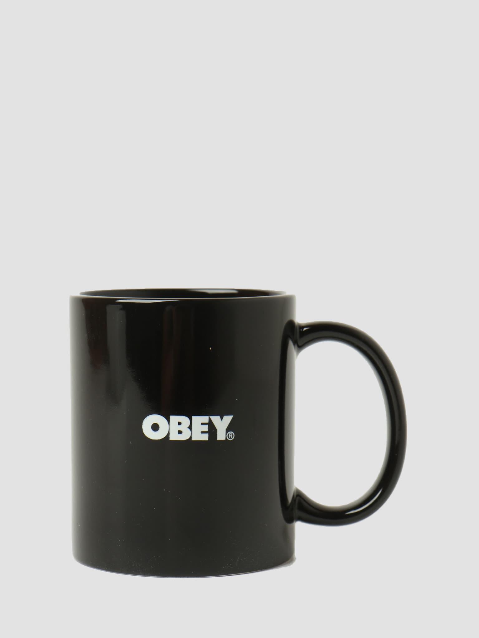 Protest Mug Coffee Mug Black White 100630002