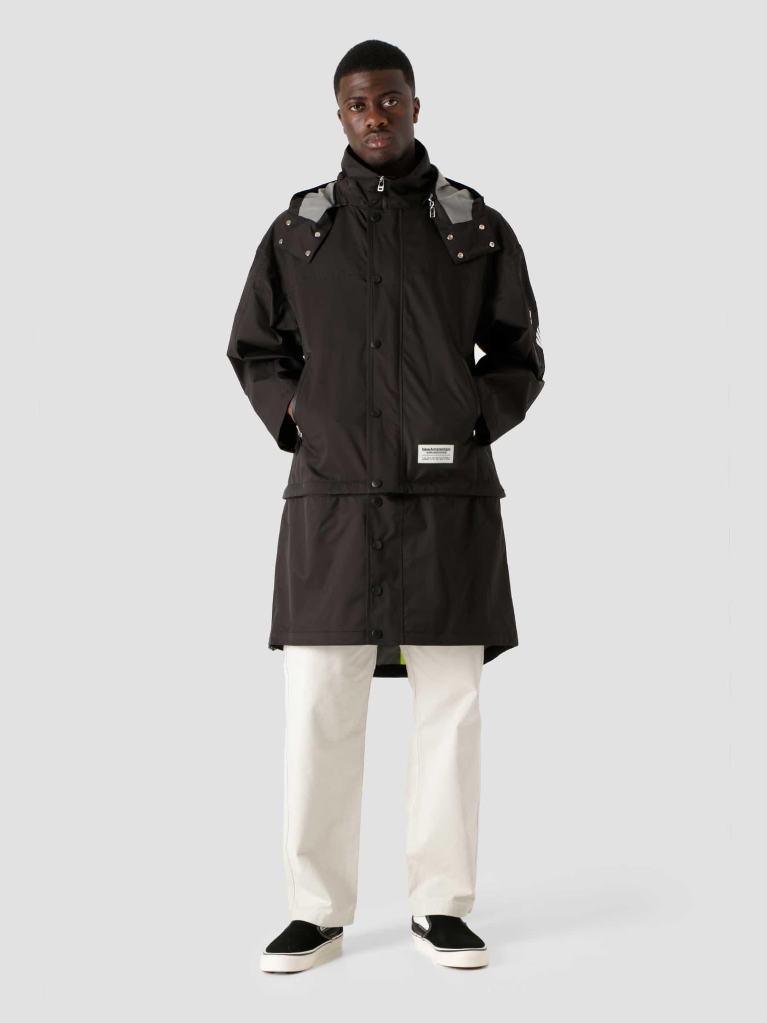 Storm Jacket Black 2021104