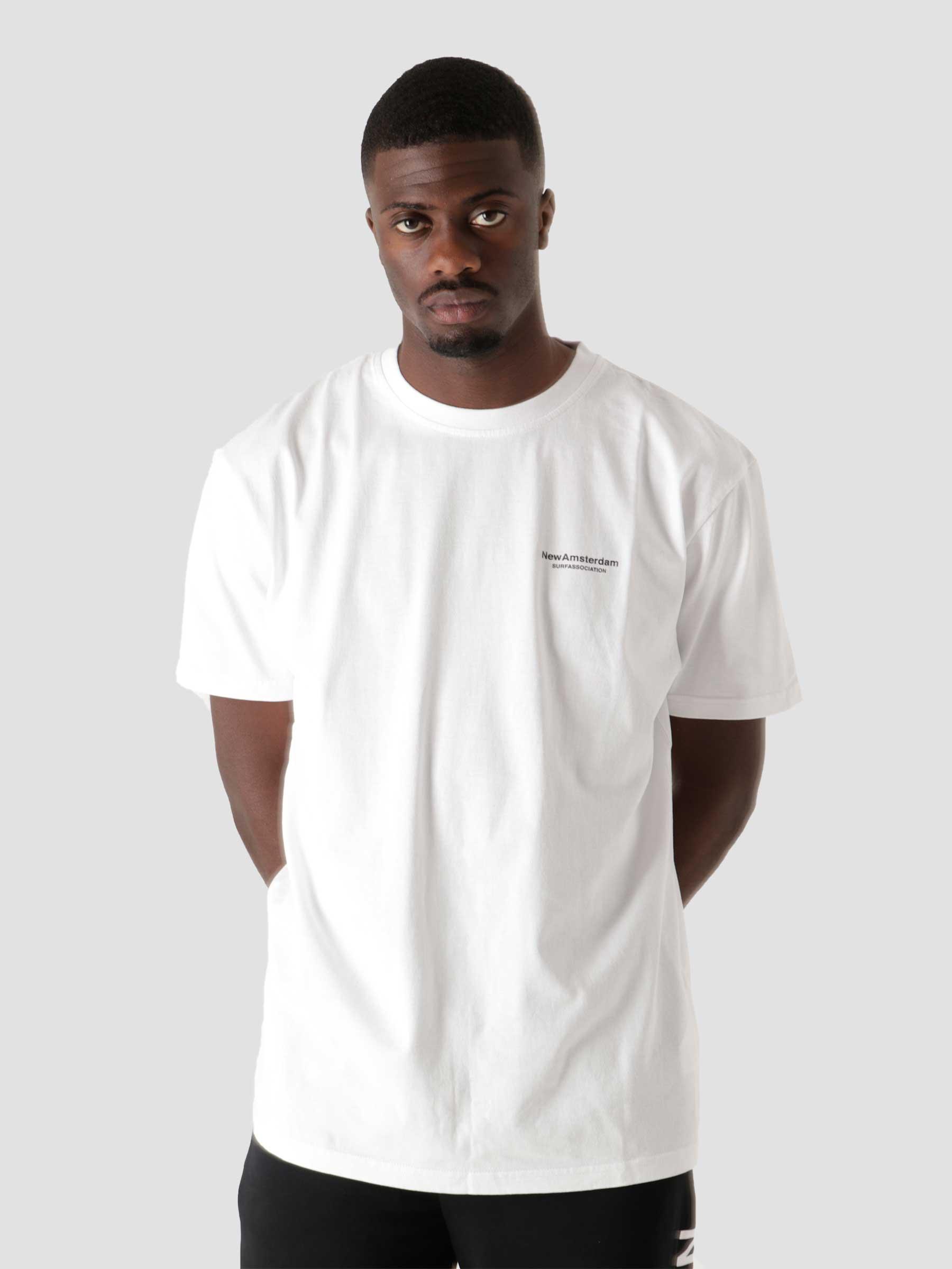 Forbidden T-Shirt White  2021211