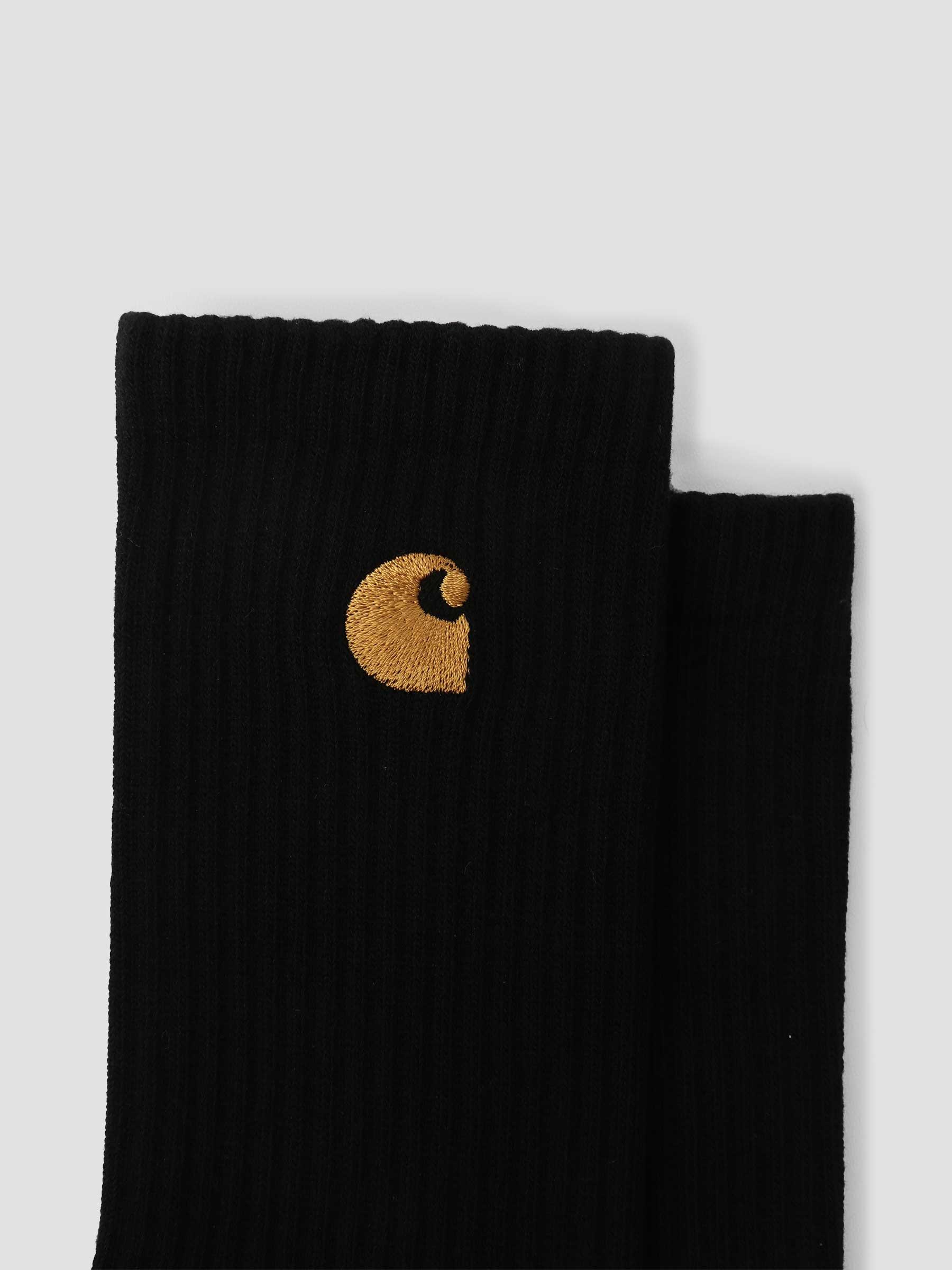 Chase Socks Black Gold I029421