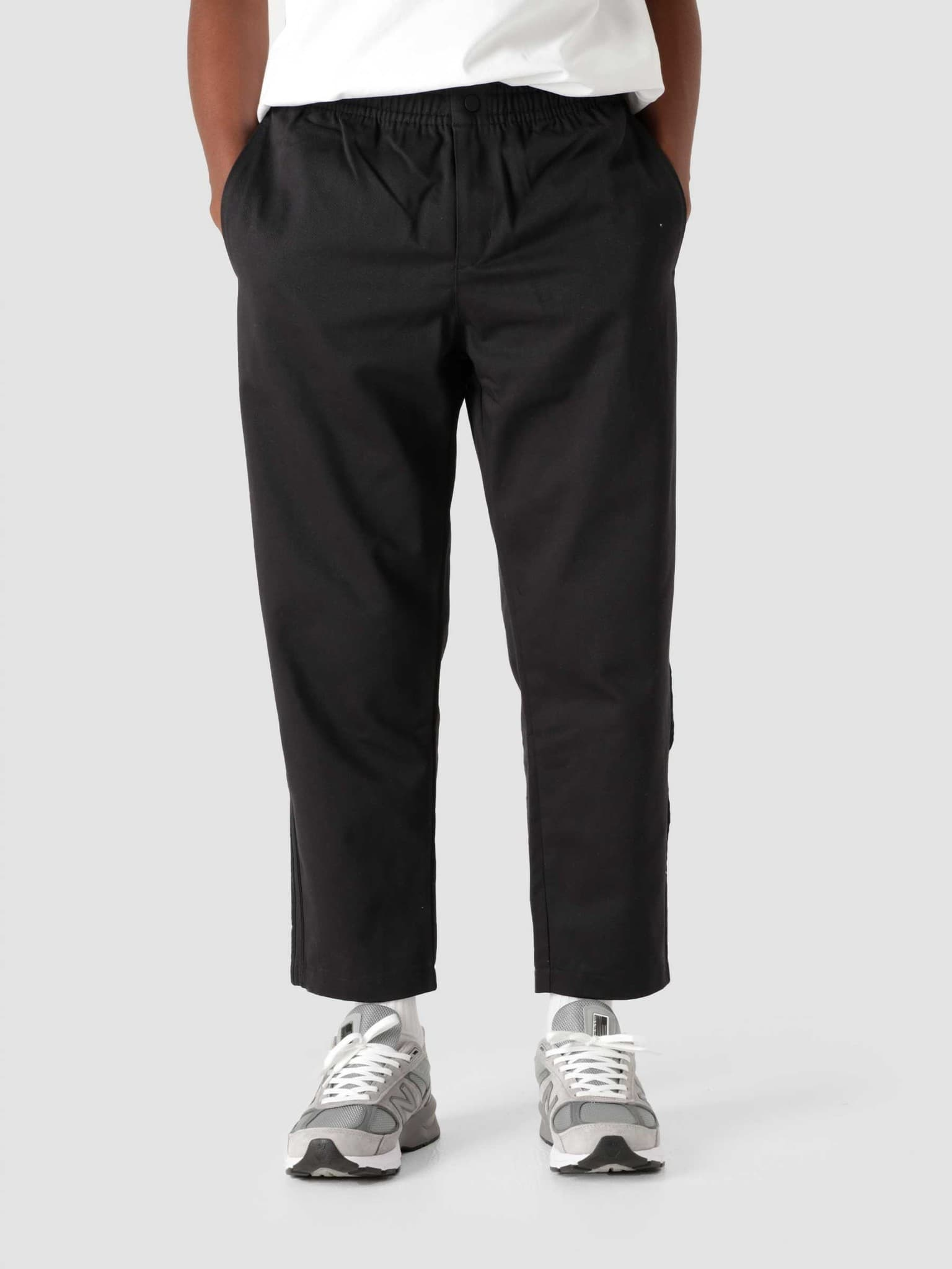 C Twill Pant Black H11371