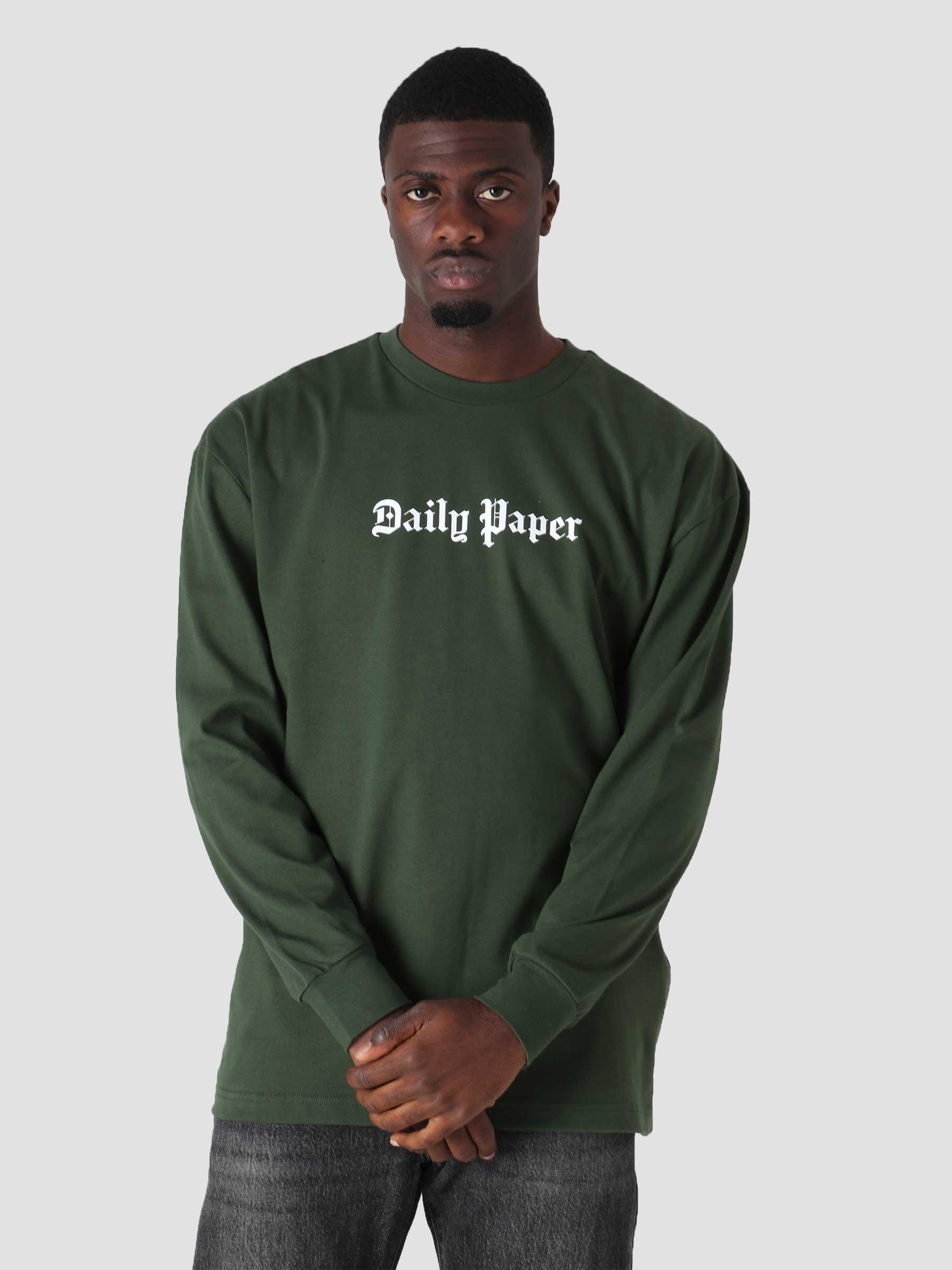 Hocolls Longsleeve T-Shirt Mountain Green 2123023