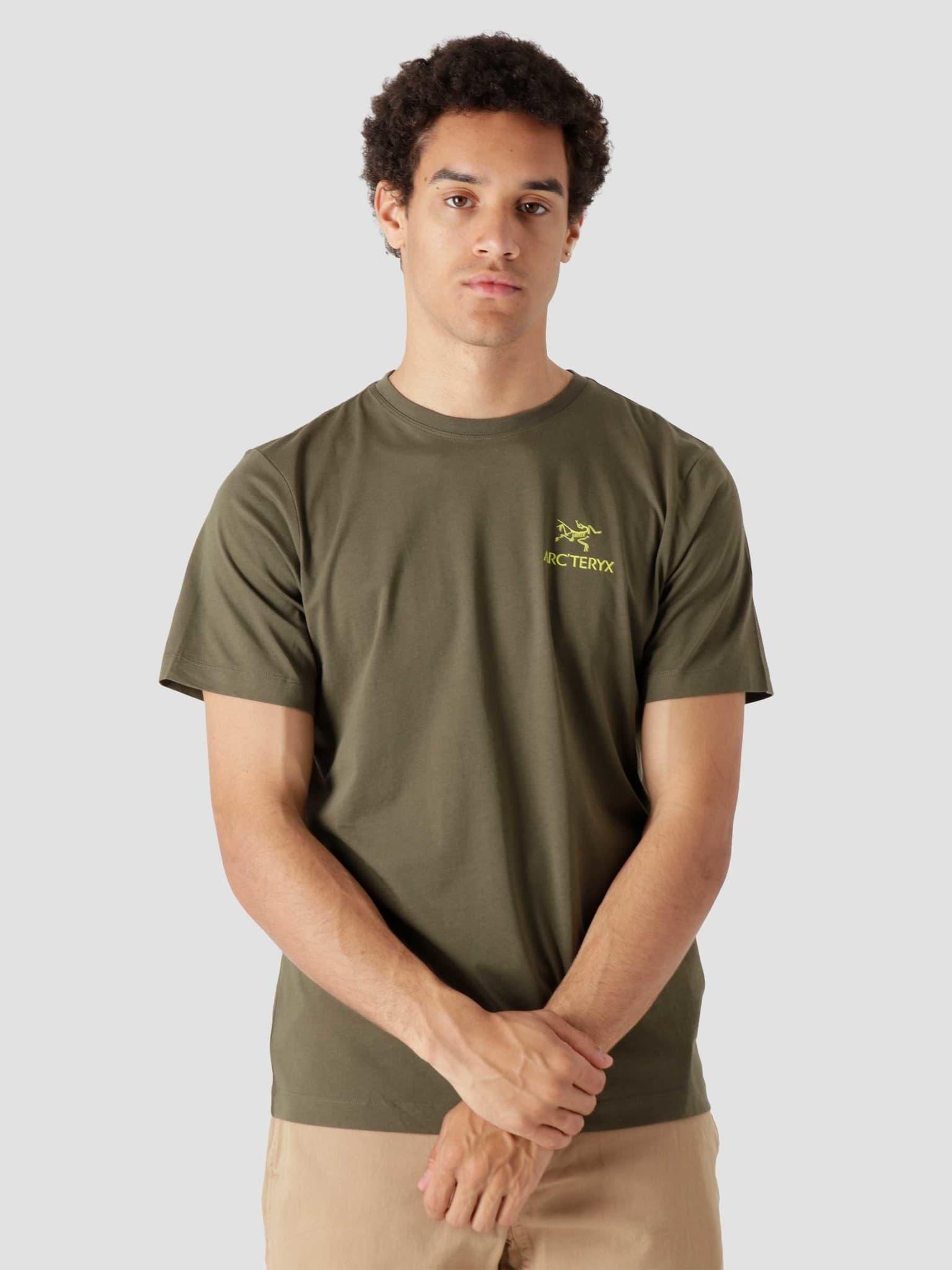 Emblem T-Shirt Tatsu 24026