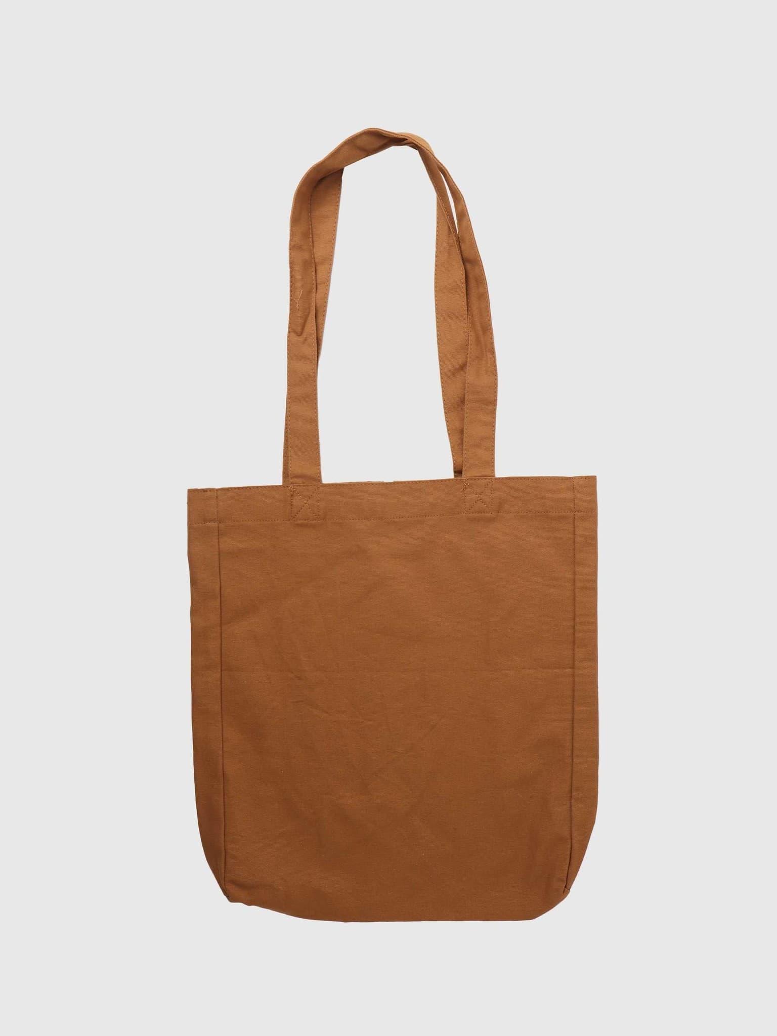 Icon Tote Bag Brown Duck DK0A4XFABD0