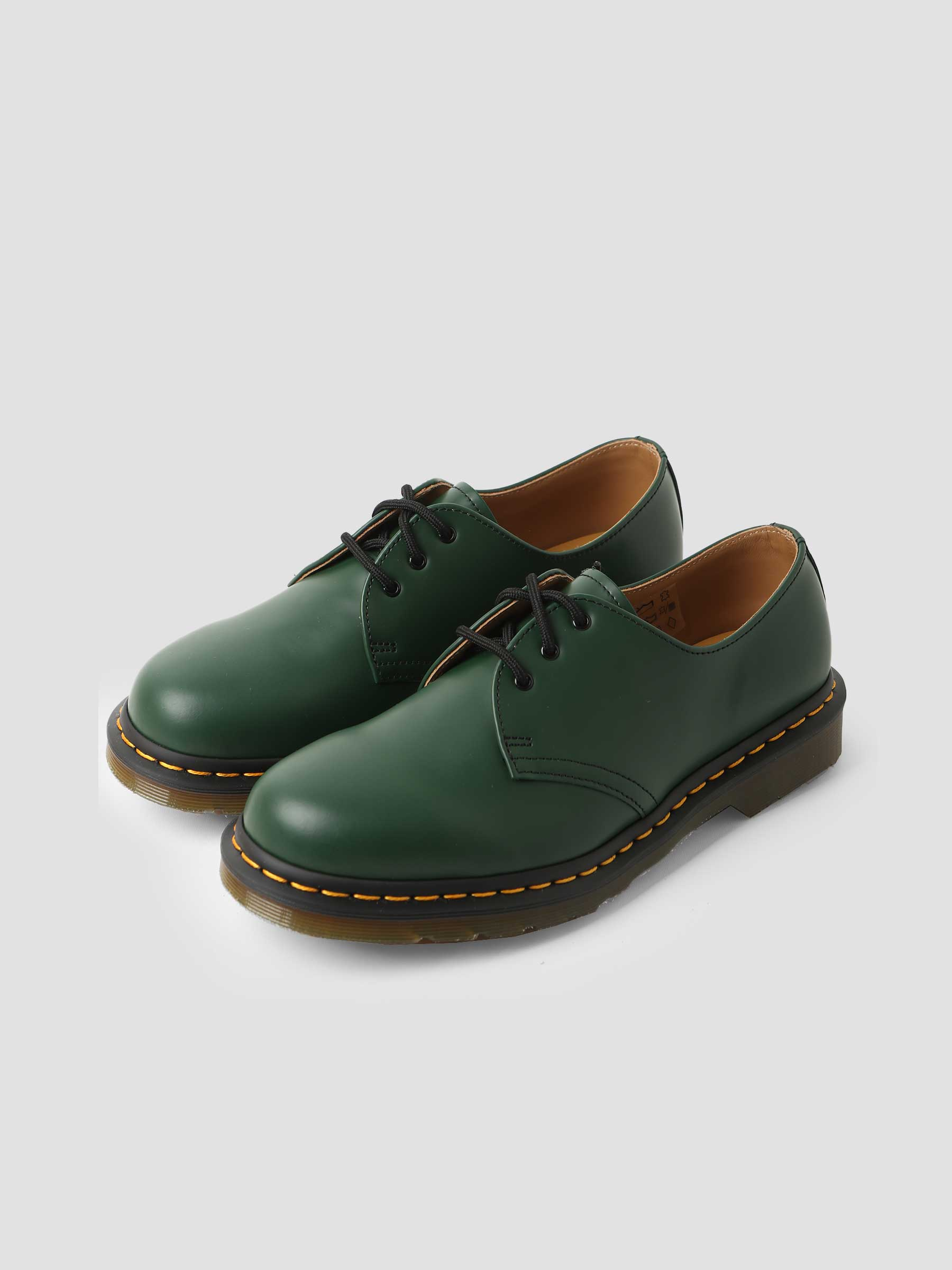 1461 Green Smooth 26226300
