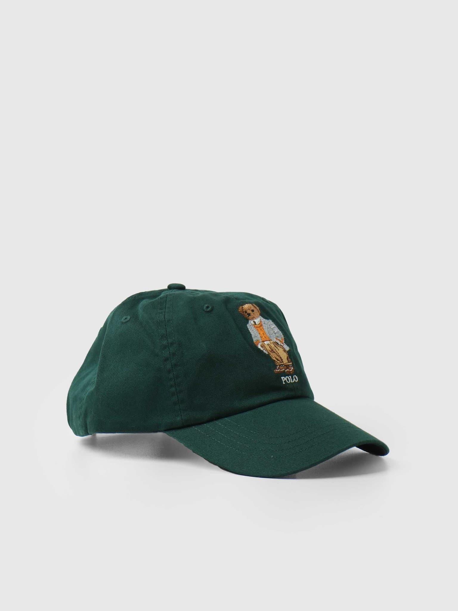 Classic Sport Cap W-Bear College Green 710852037002