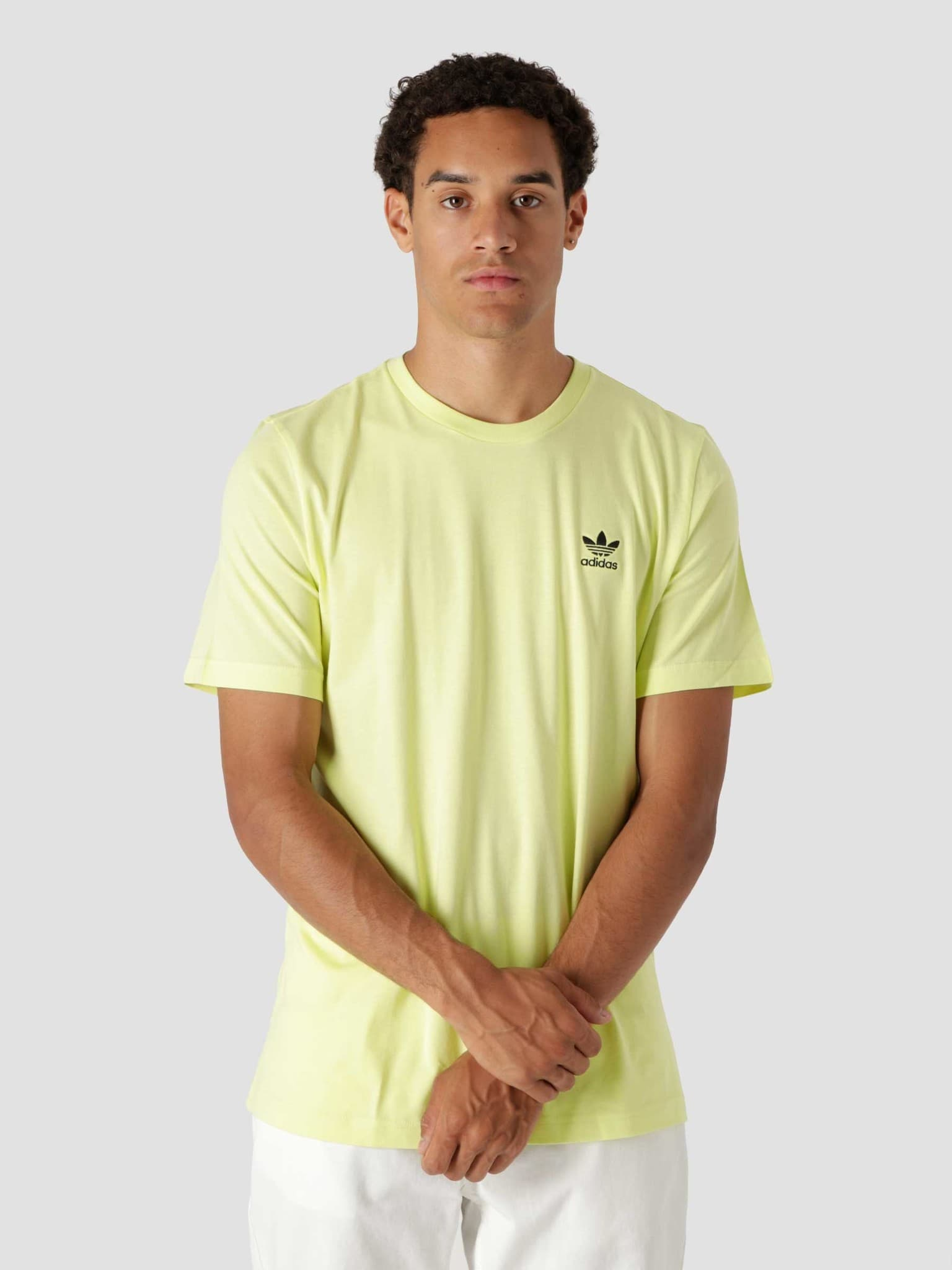 Essential T-Shirt Pulse Yellow H34630