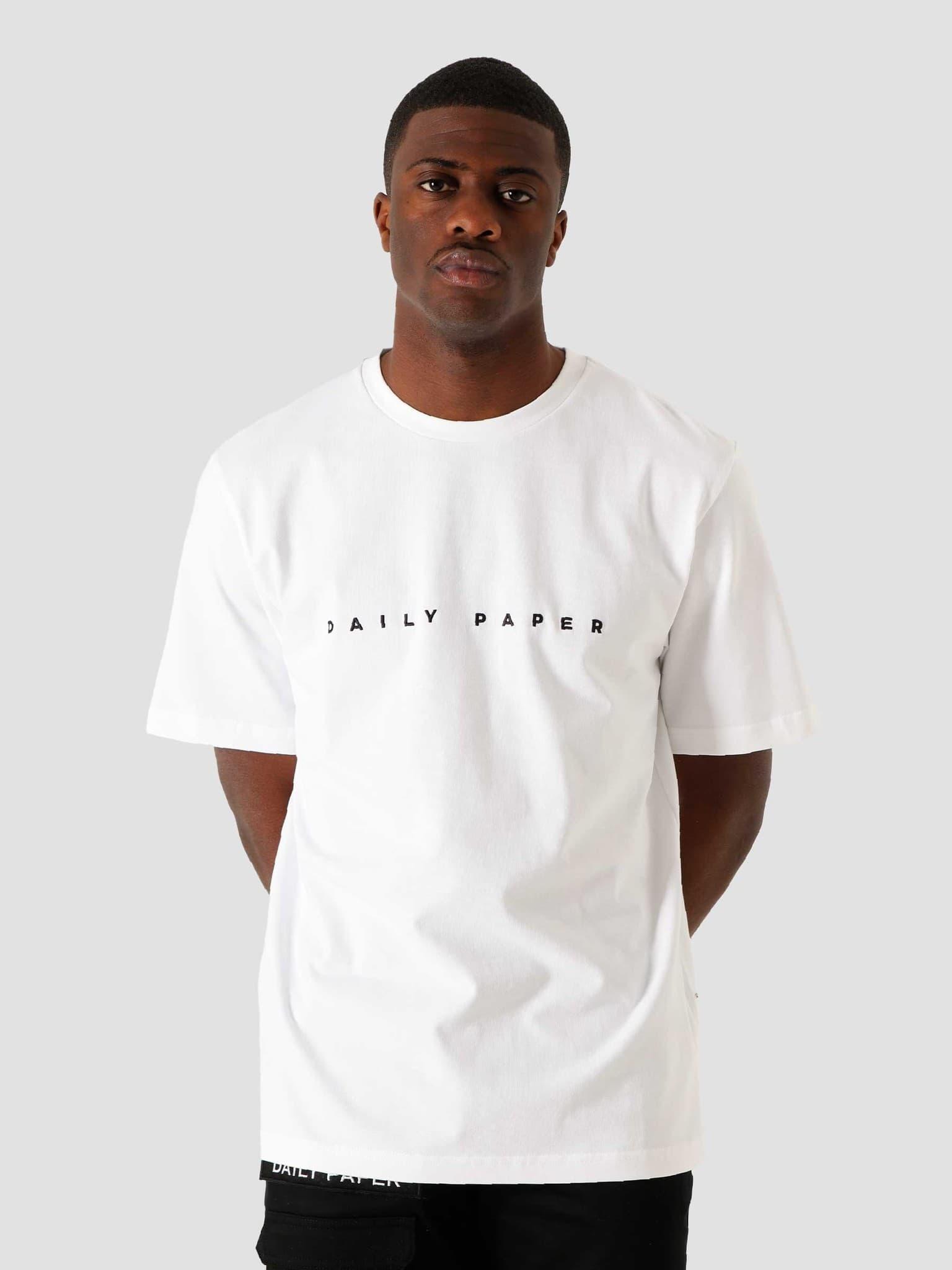 Alias T-shirt White NOSTS20