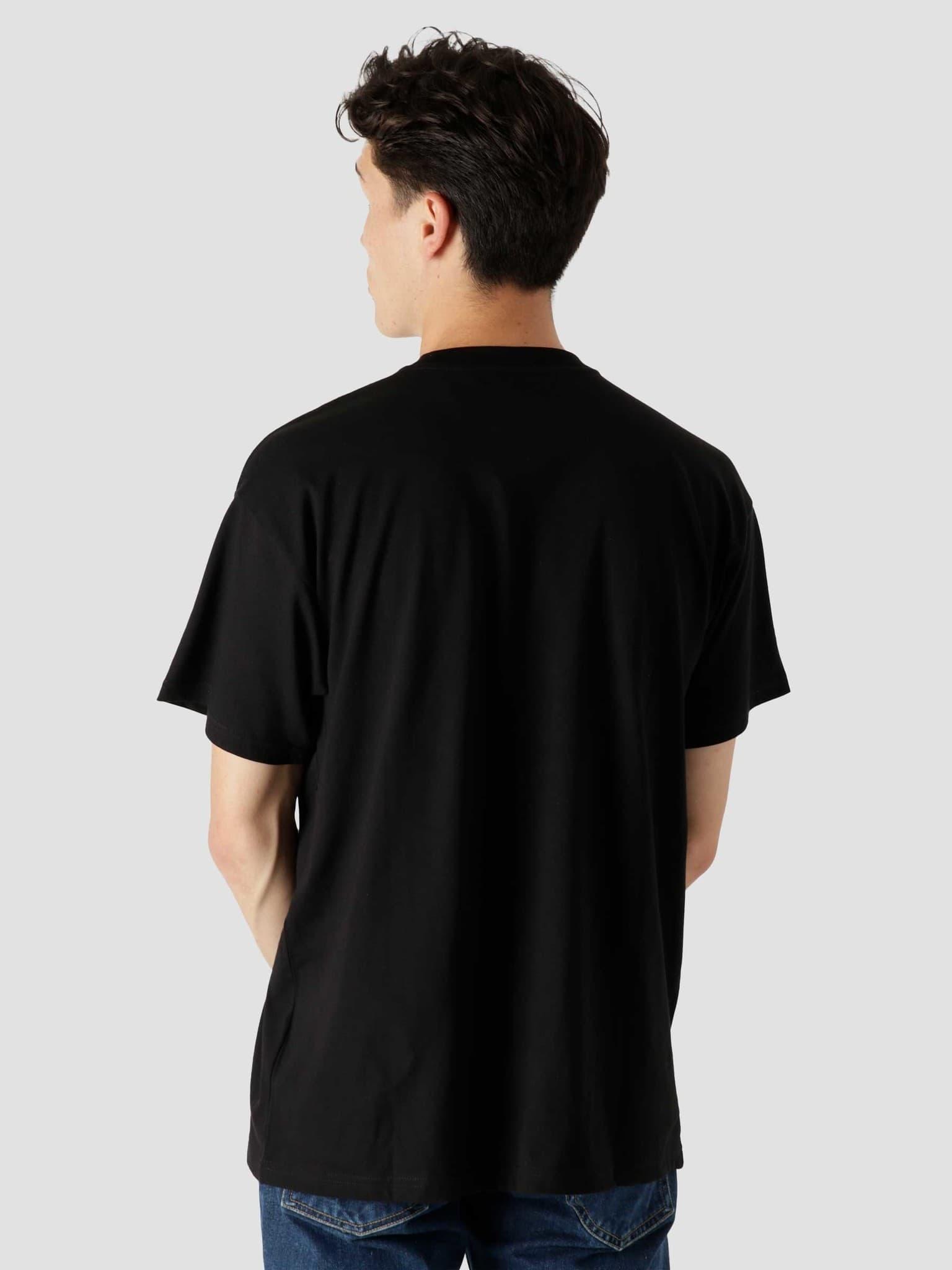 Chocolate Bar T-Shirt Black I029620