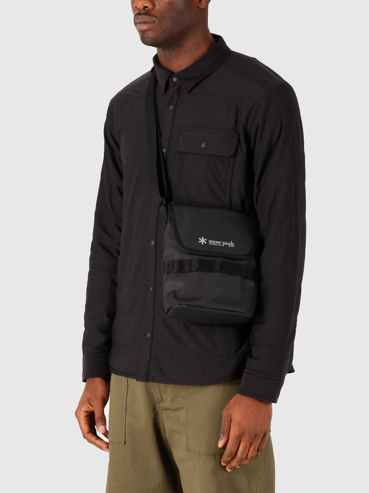 Mini Shoulder Bag Black UG-737BK