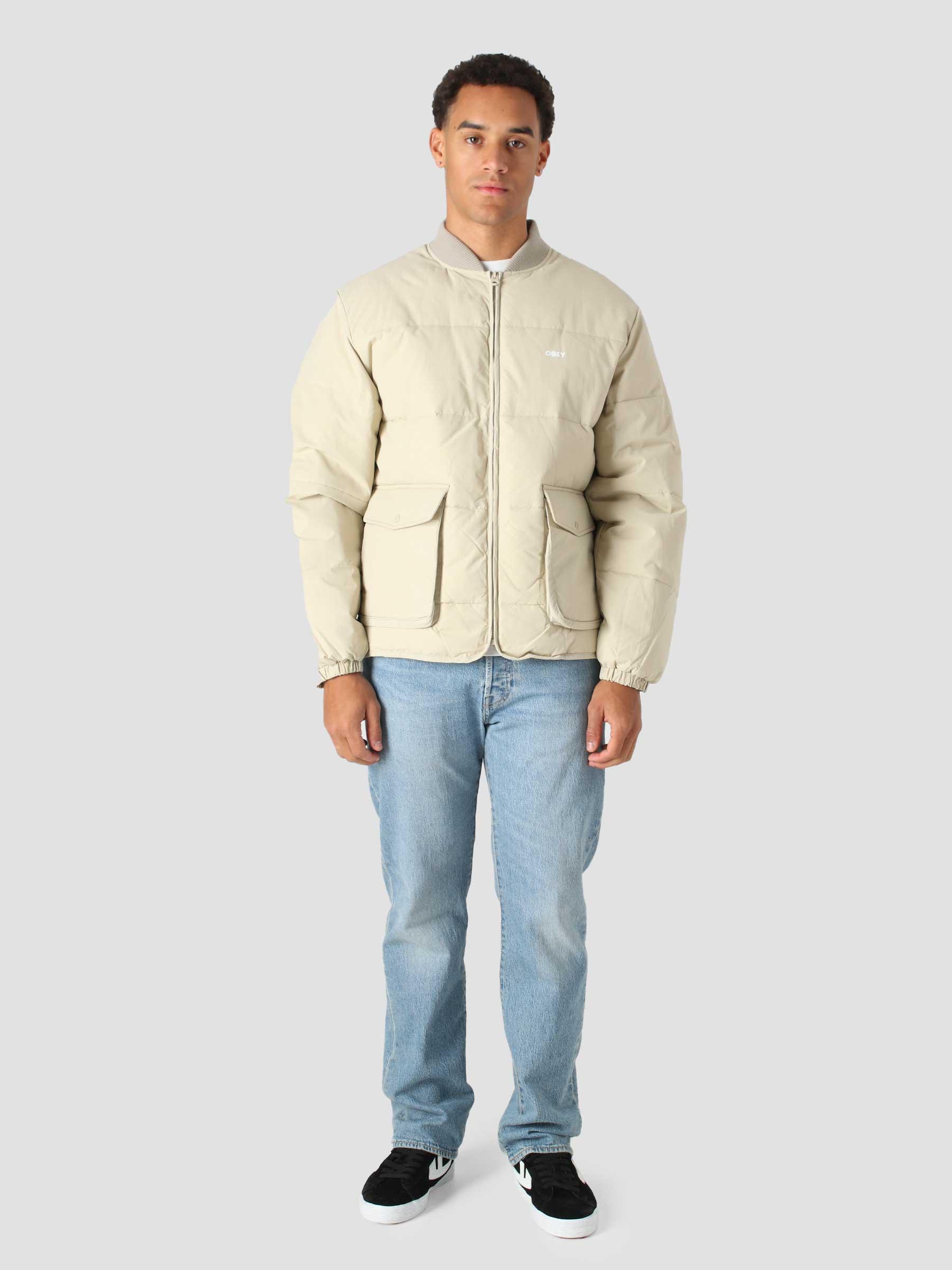 Charlie Jacket Silver Grey 121800477