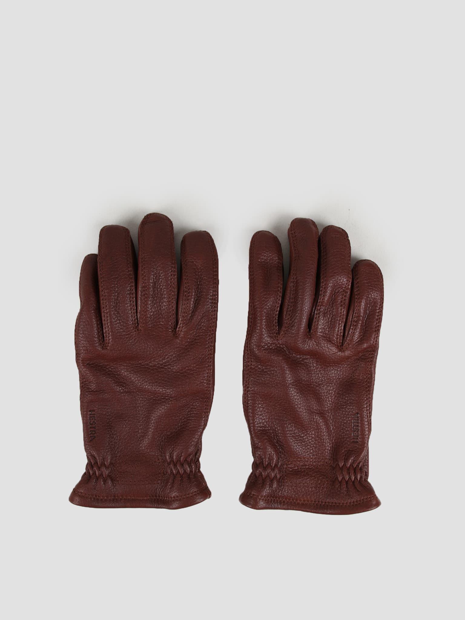 Särna Glove Chestnut 20890