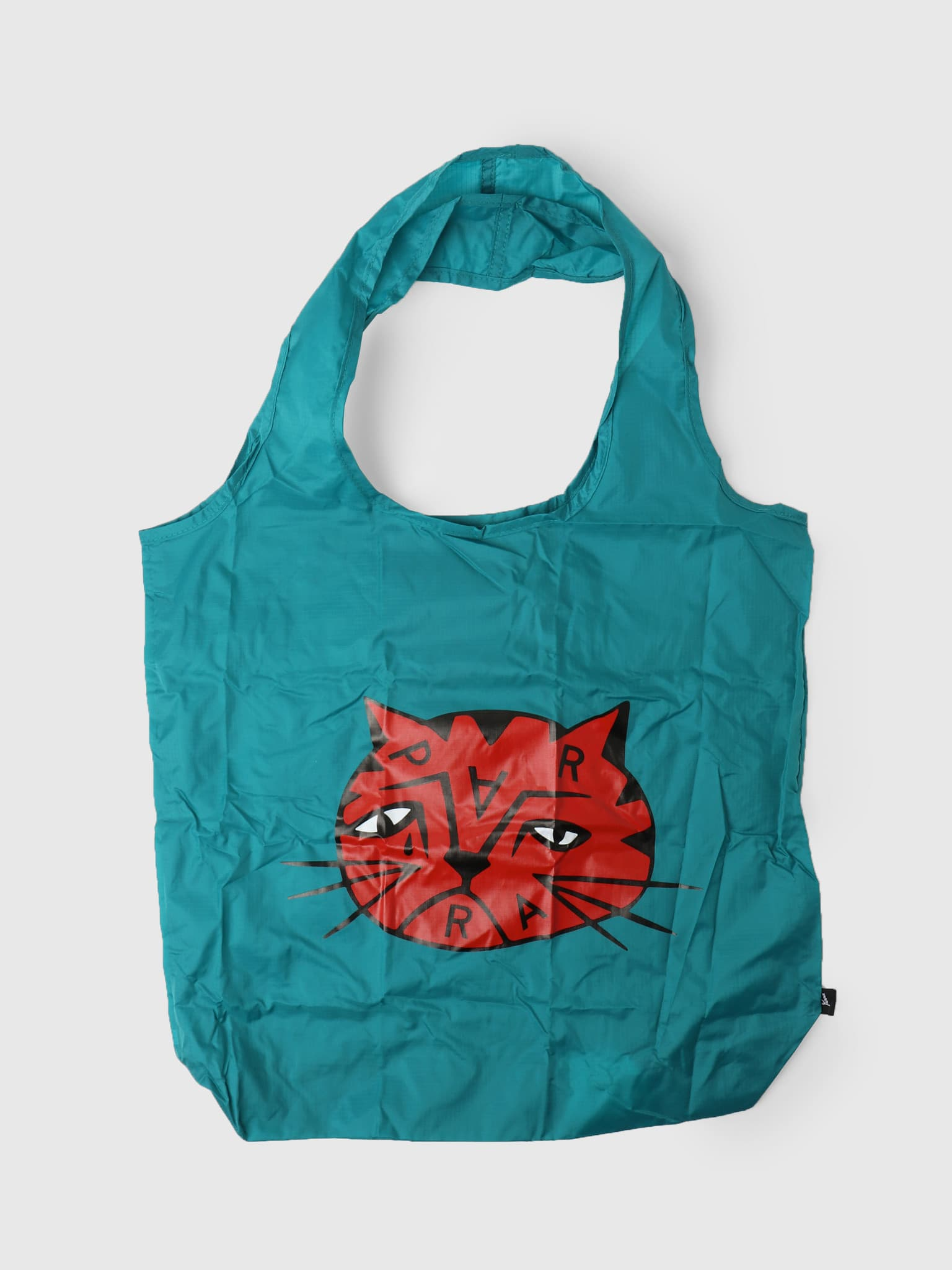 Sad Cat Tote Bag Dusty Blue 46140