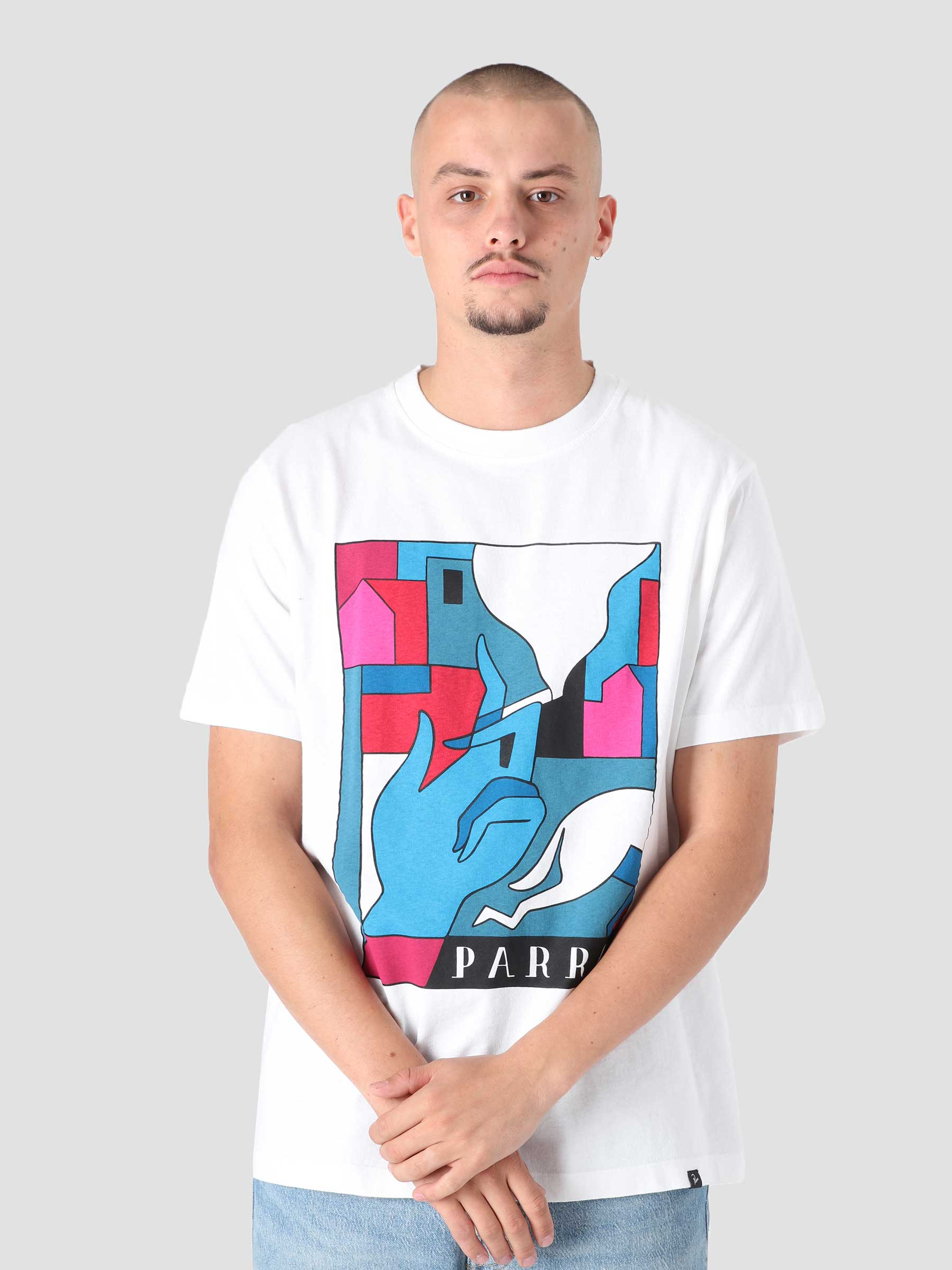 Bad Habits T-Shirt White 46300