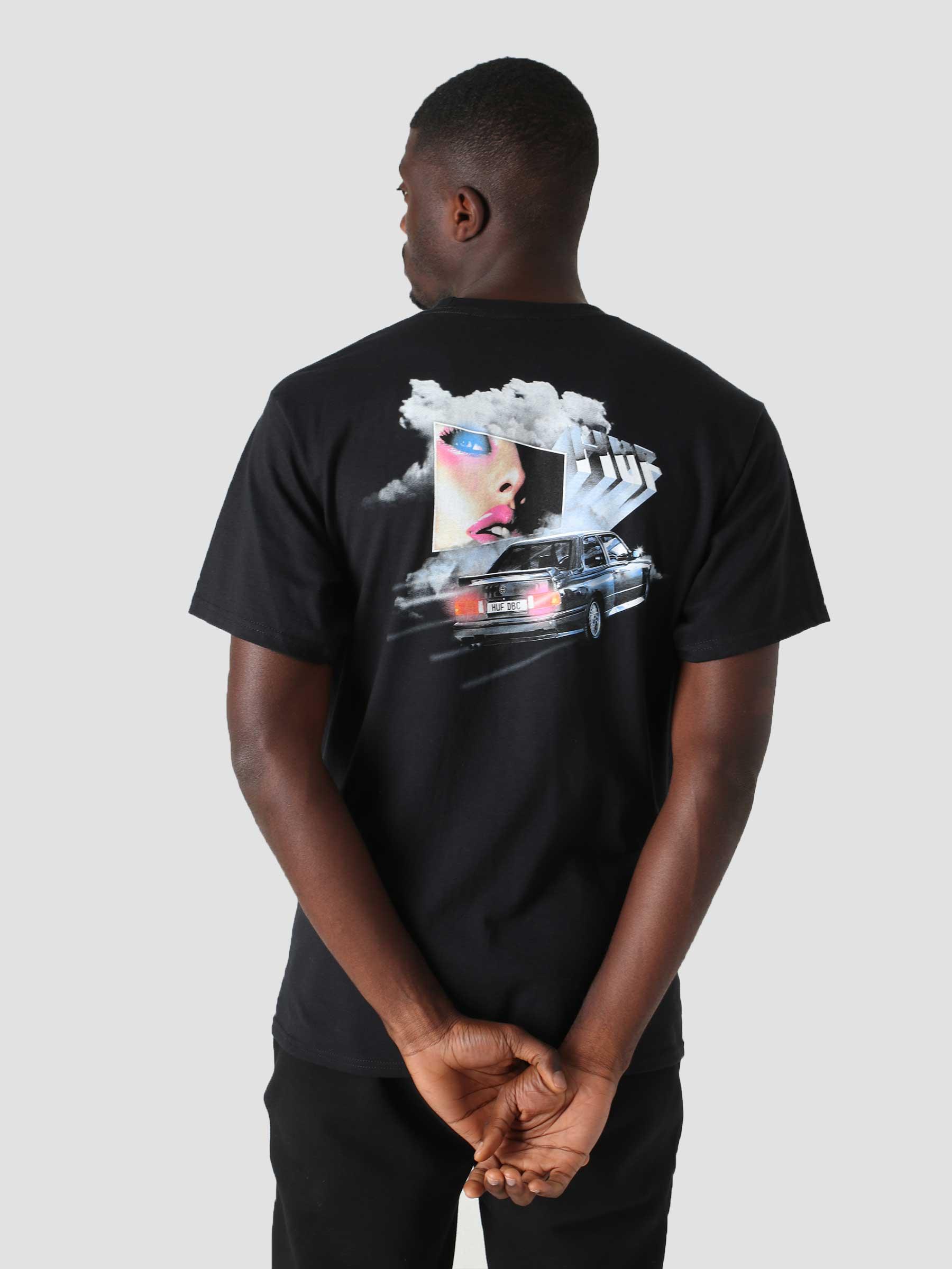 Triple Beam Dream T-Shirt Black TS01522-BLACK