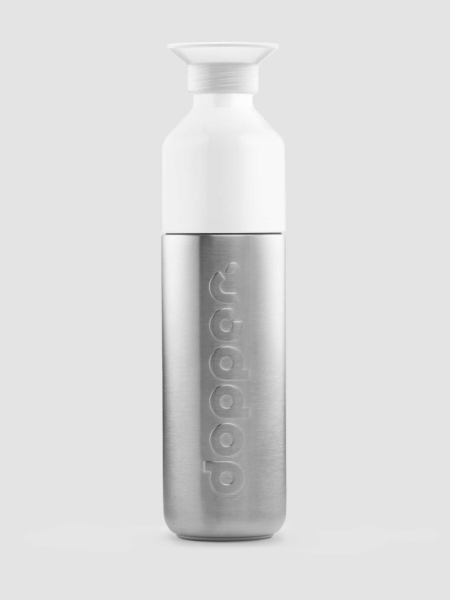 Stainless Steel Water Bottle Dopper Solid Steel 490ml 772