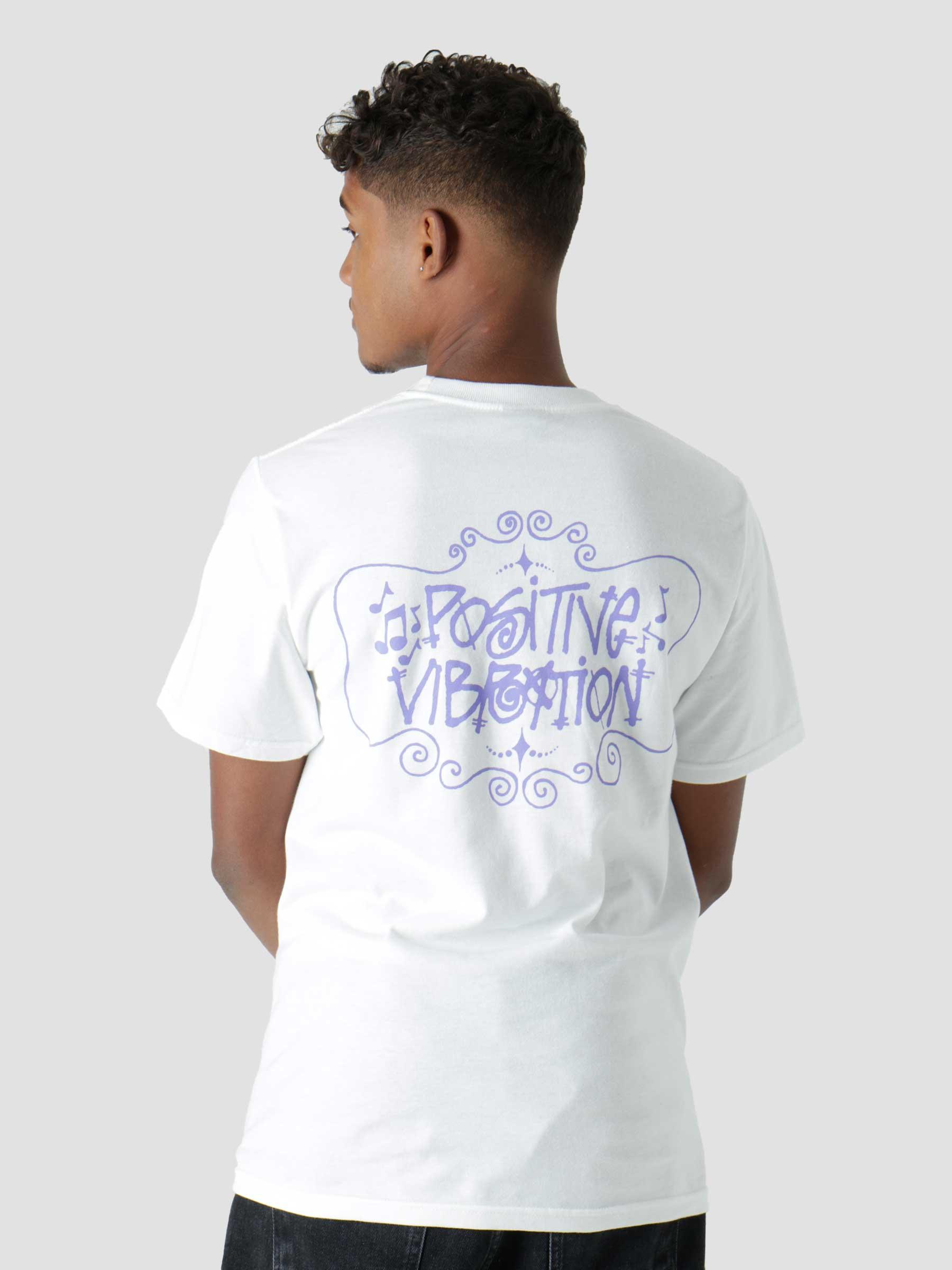 Positive Vibration T-Shirt White 1904711