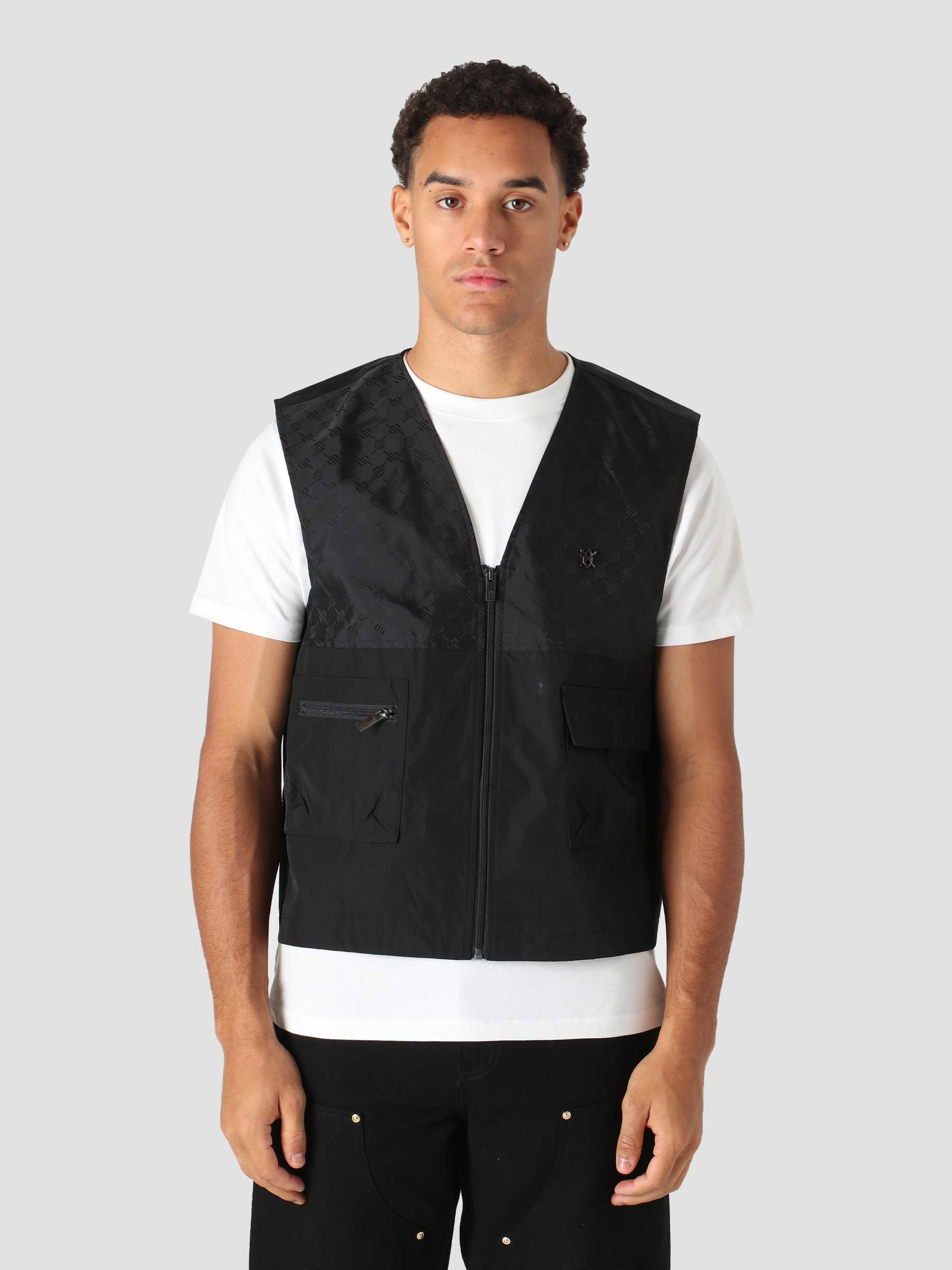 Lusam Vest Black 2121081