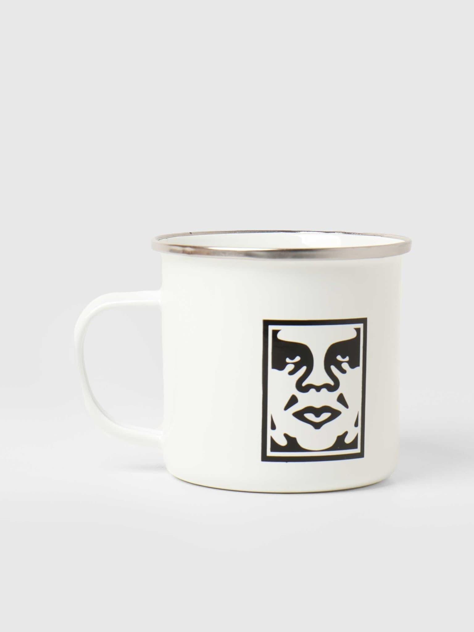 Icon Steel Mug White 100630001