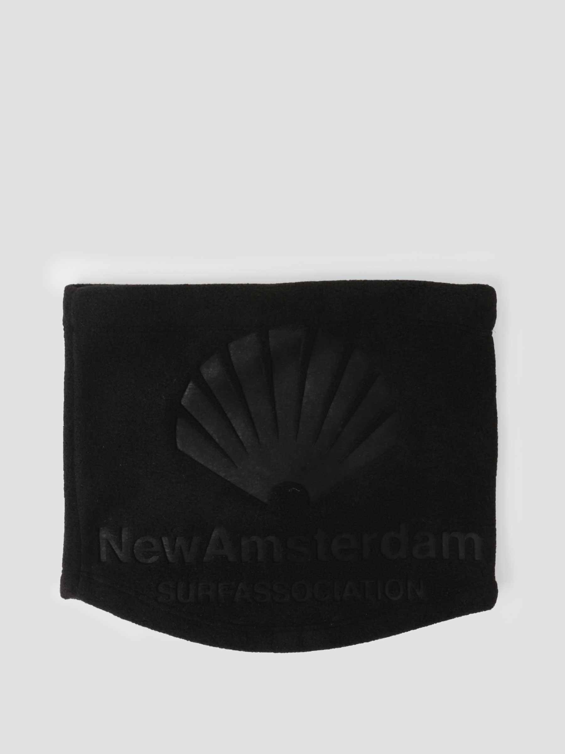 Fleece Neck Warmer Black 2021382