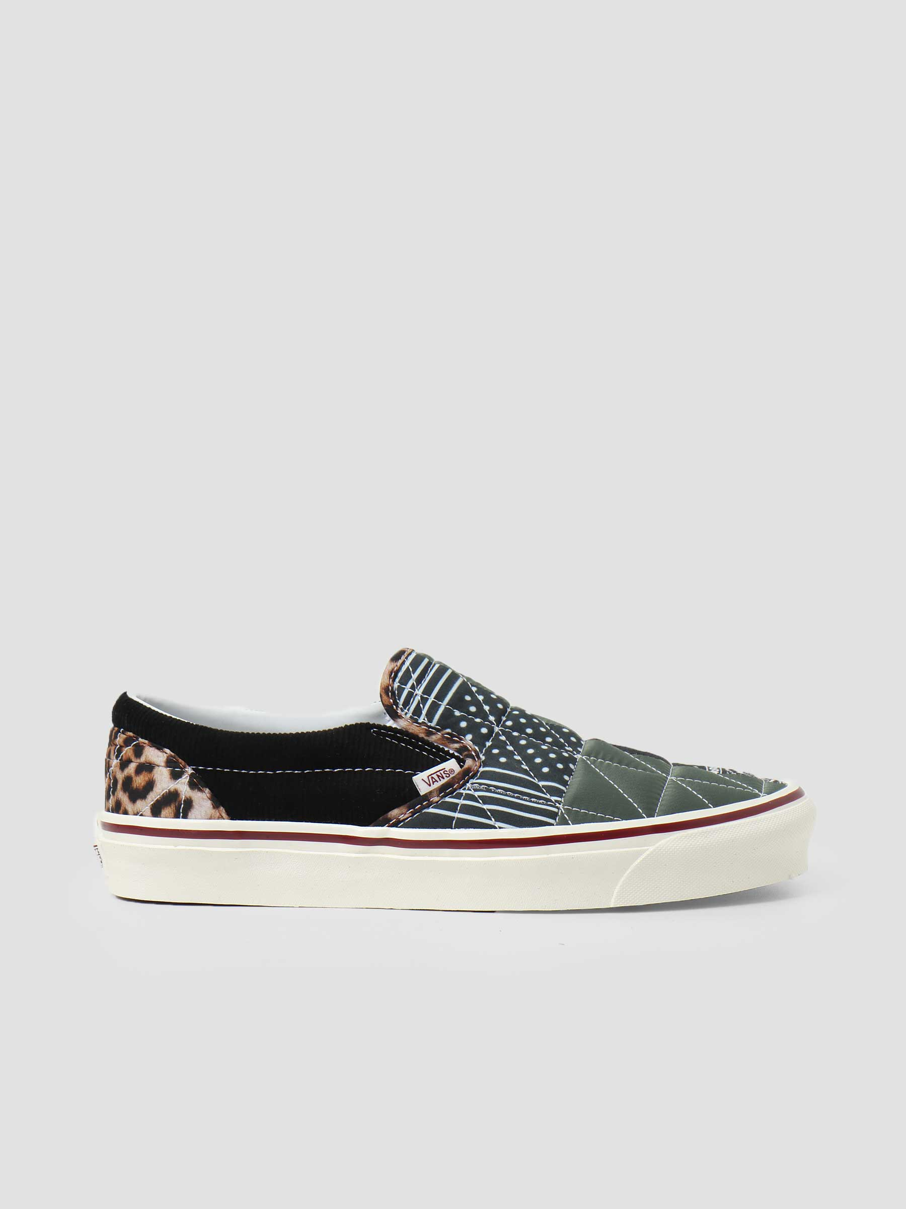UA Classic Slip-On 98 DX Anaheim Factory Quilted Mix VN0A5HZN9GU1