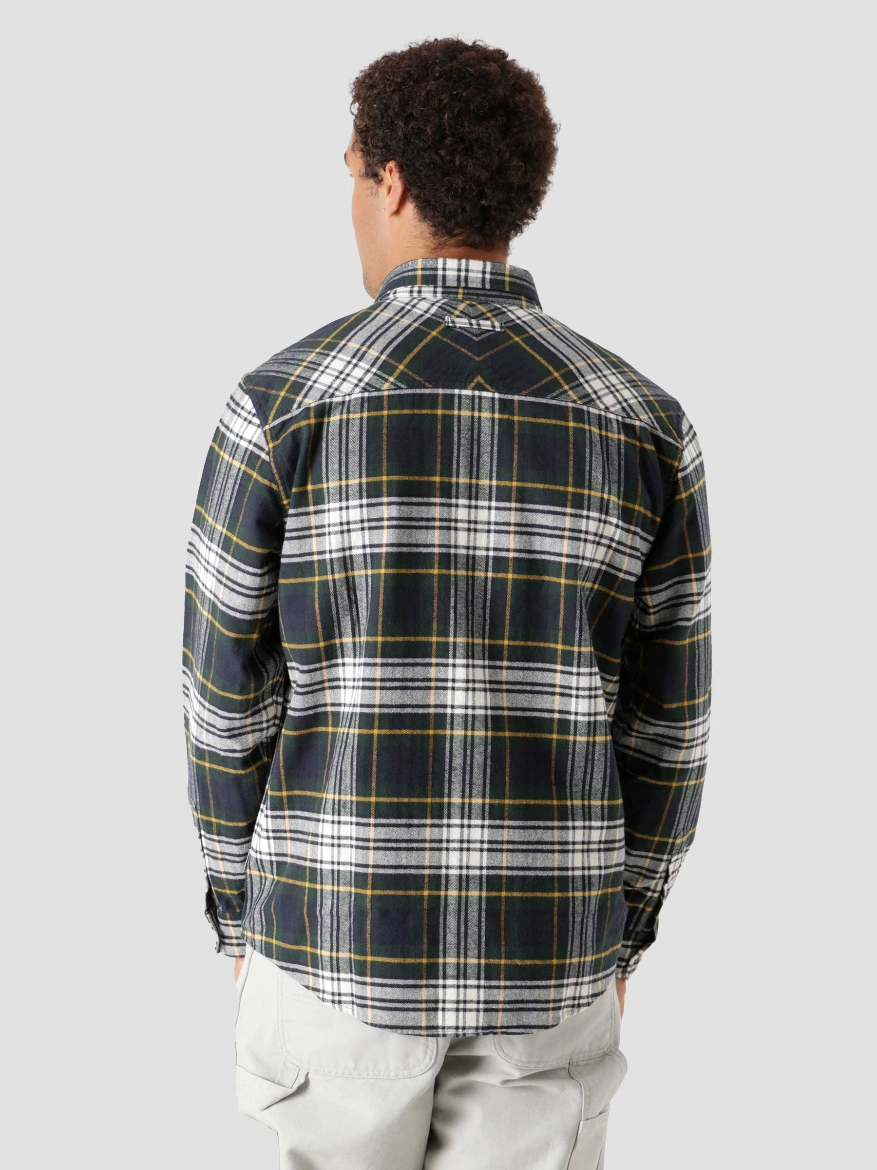 Longsleeve Dunbar Shirtt Dunbar Check Grove I029474