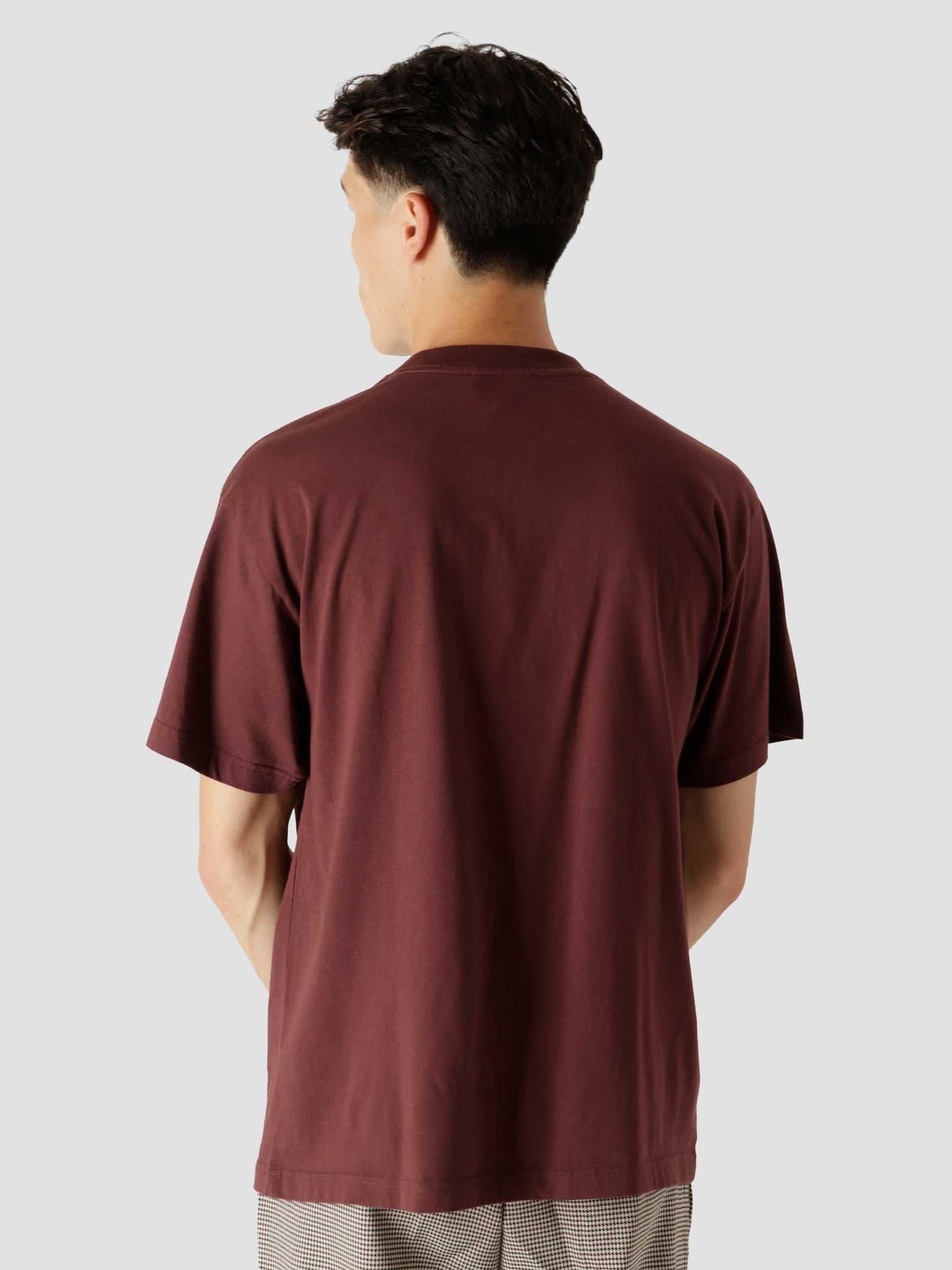OLAF Uniform T-Shirt Burgundy
