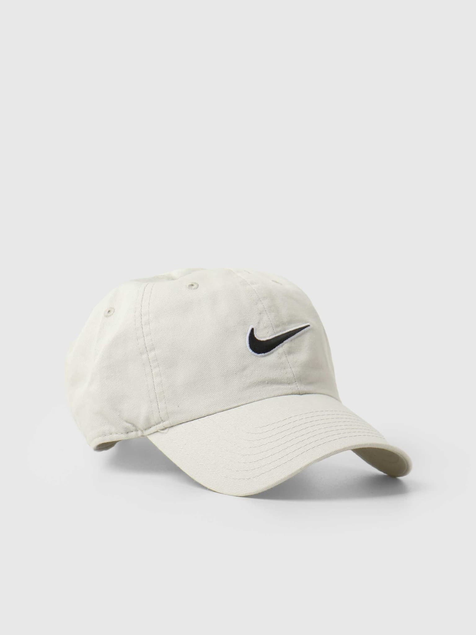 Sportswear Essentials Heritage86 Cap Light Bone Black 943091-072