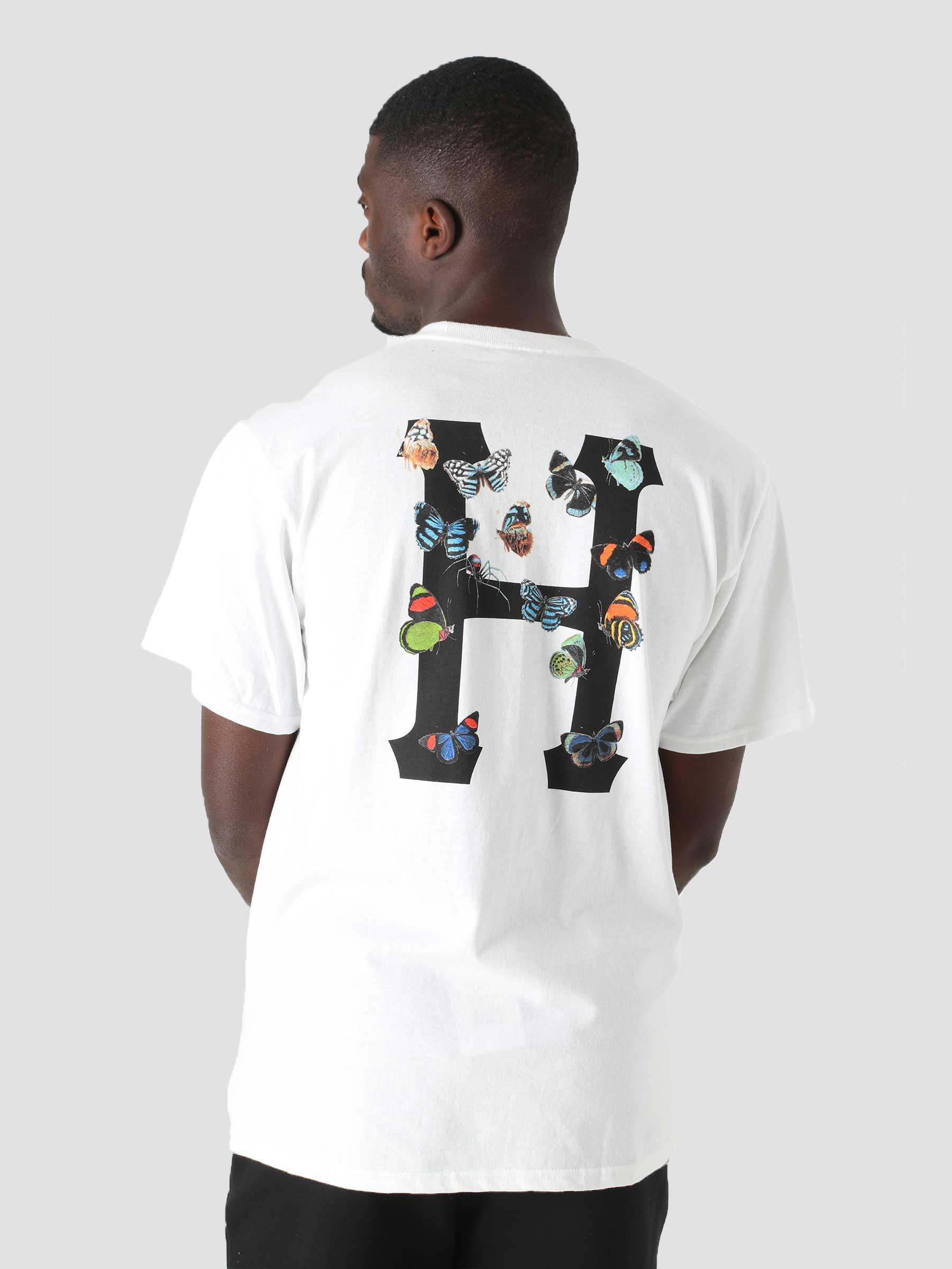 Prey Classic H T-Shirt White TS01515-WHITE