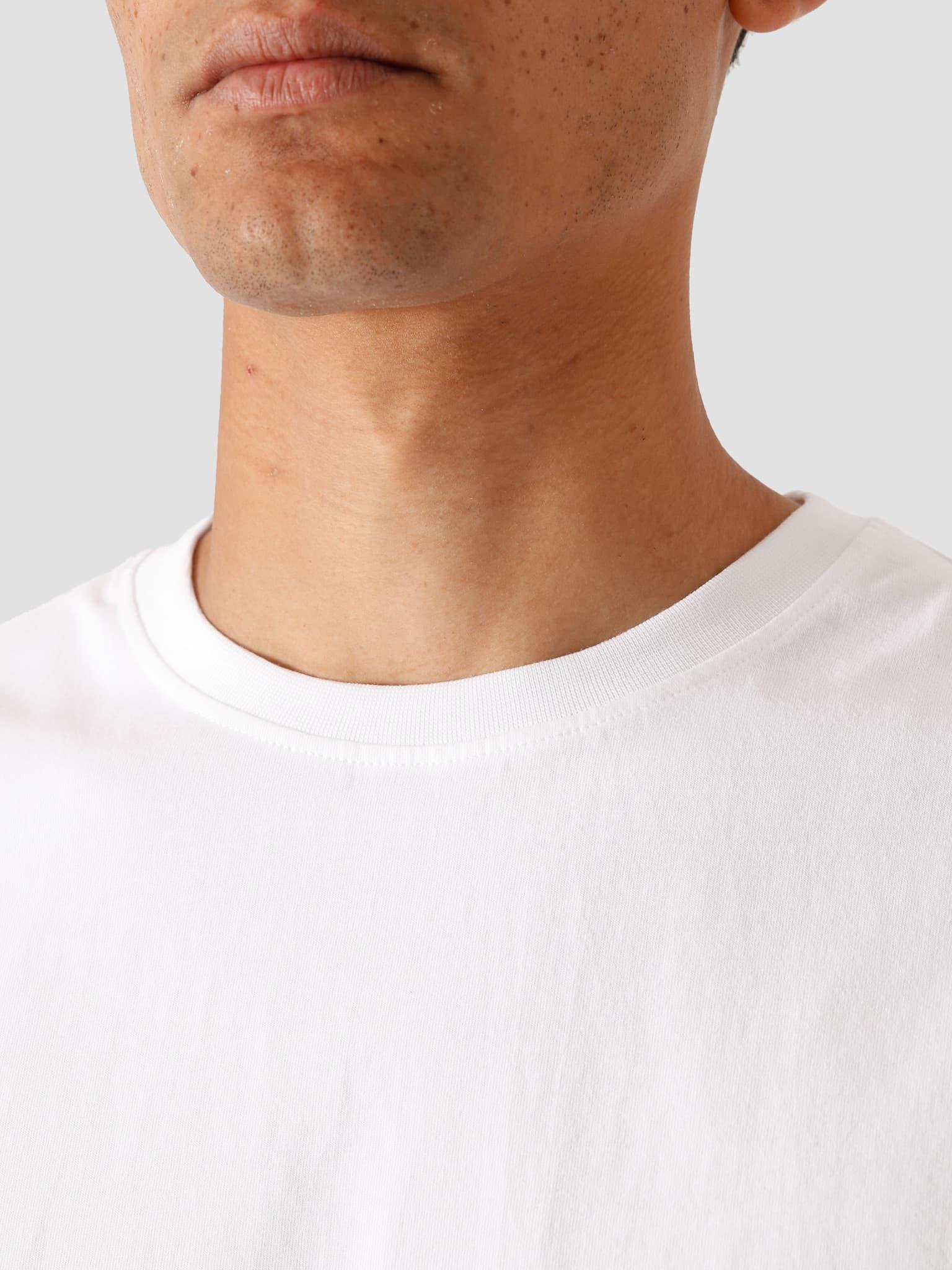 2-Pack QB01 T-Shirt White