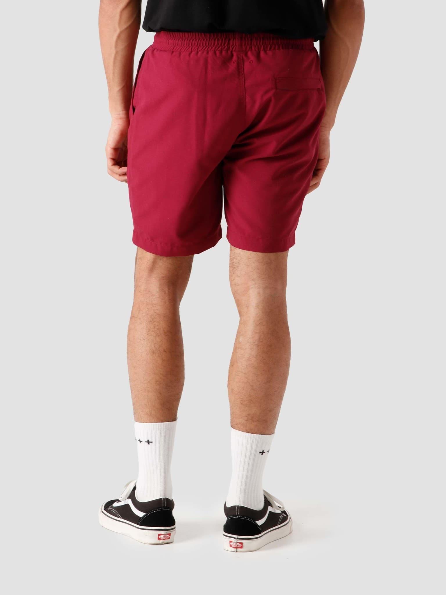 QB35 Technical Shorts Berry