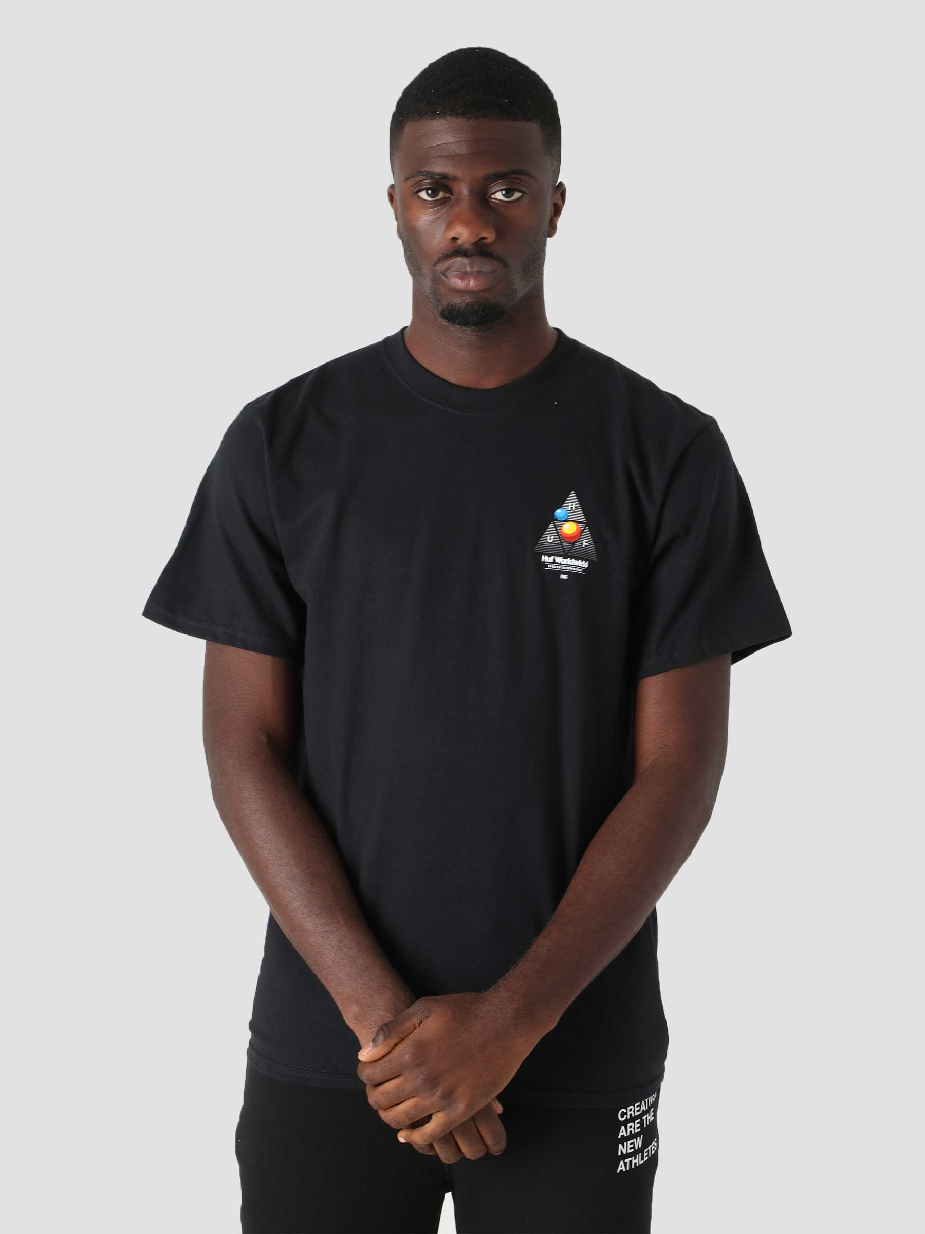 Video Format TT T-Shirt Black TS01518-BLACK