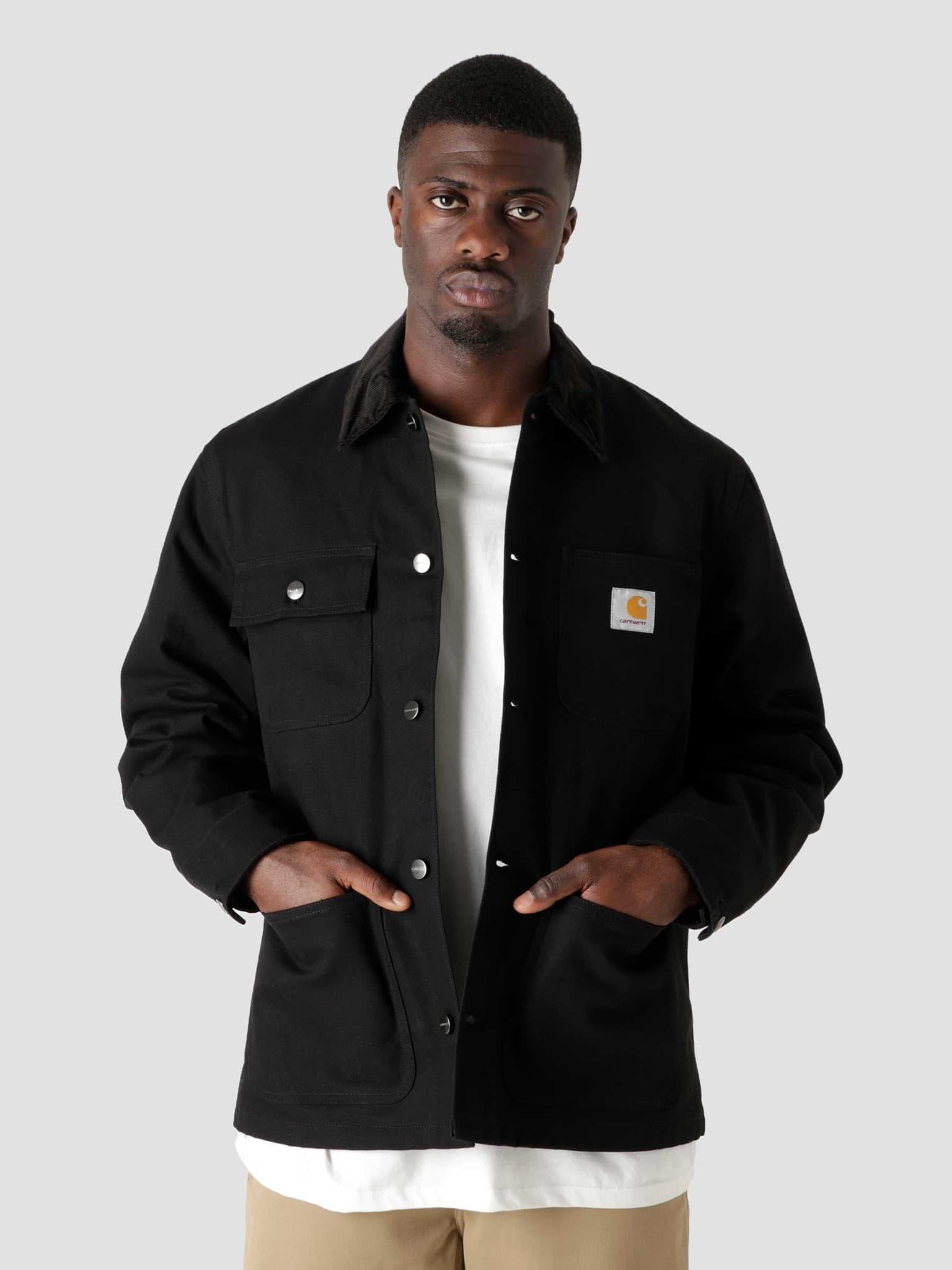 Michigan Coat Black Black I028425