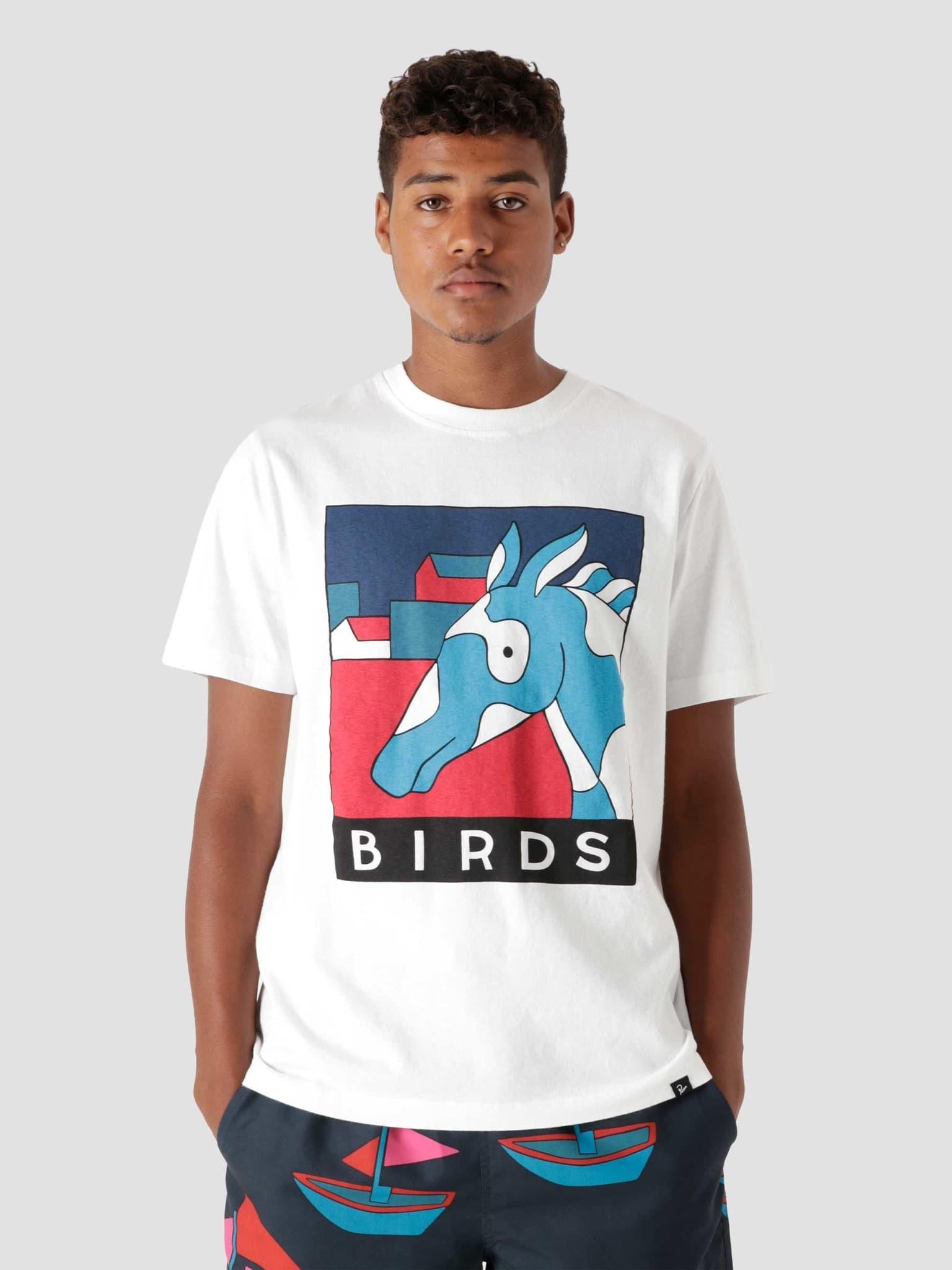 Horse T-Shirt White 46100